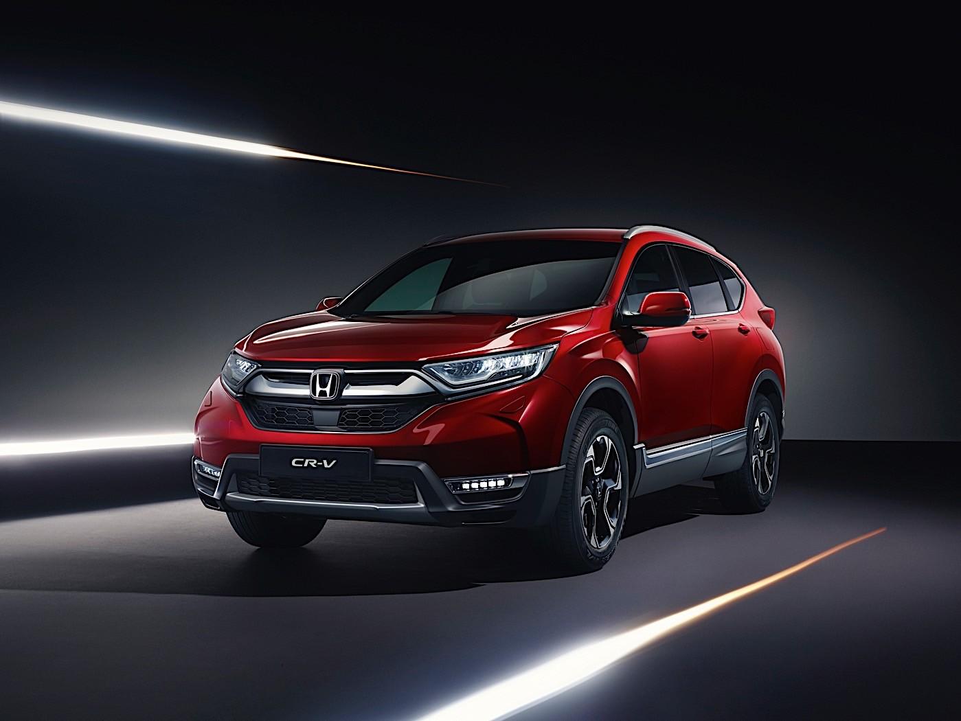 Honda CR-V 2018 (1)