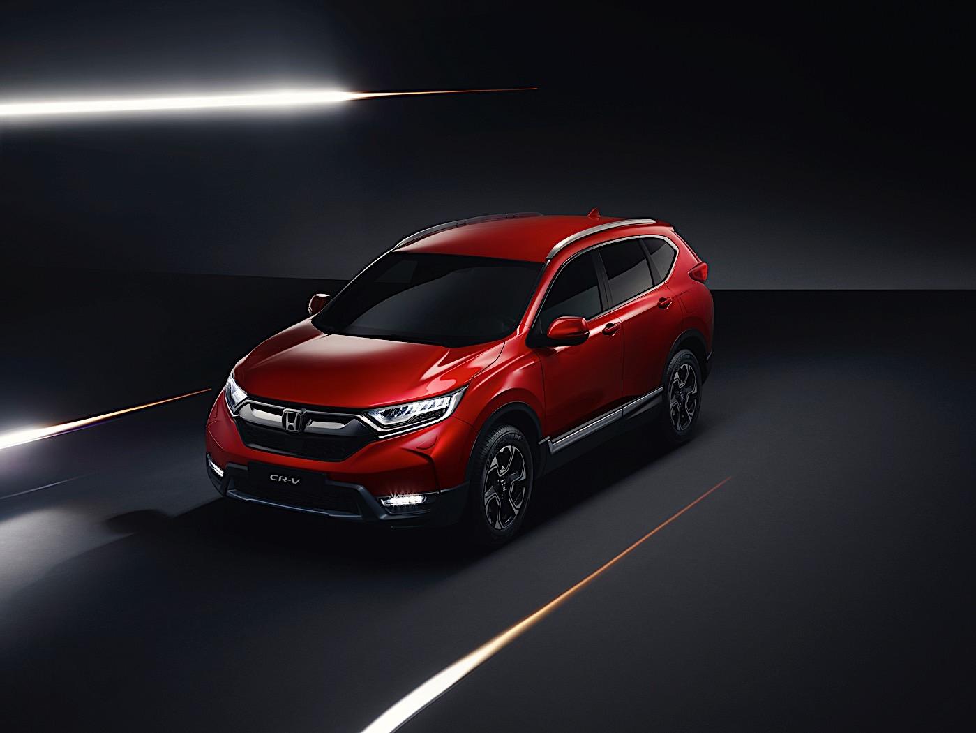 Honda CR-V 2018 (2)
