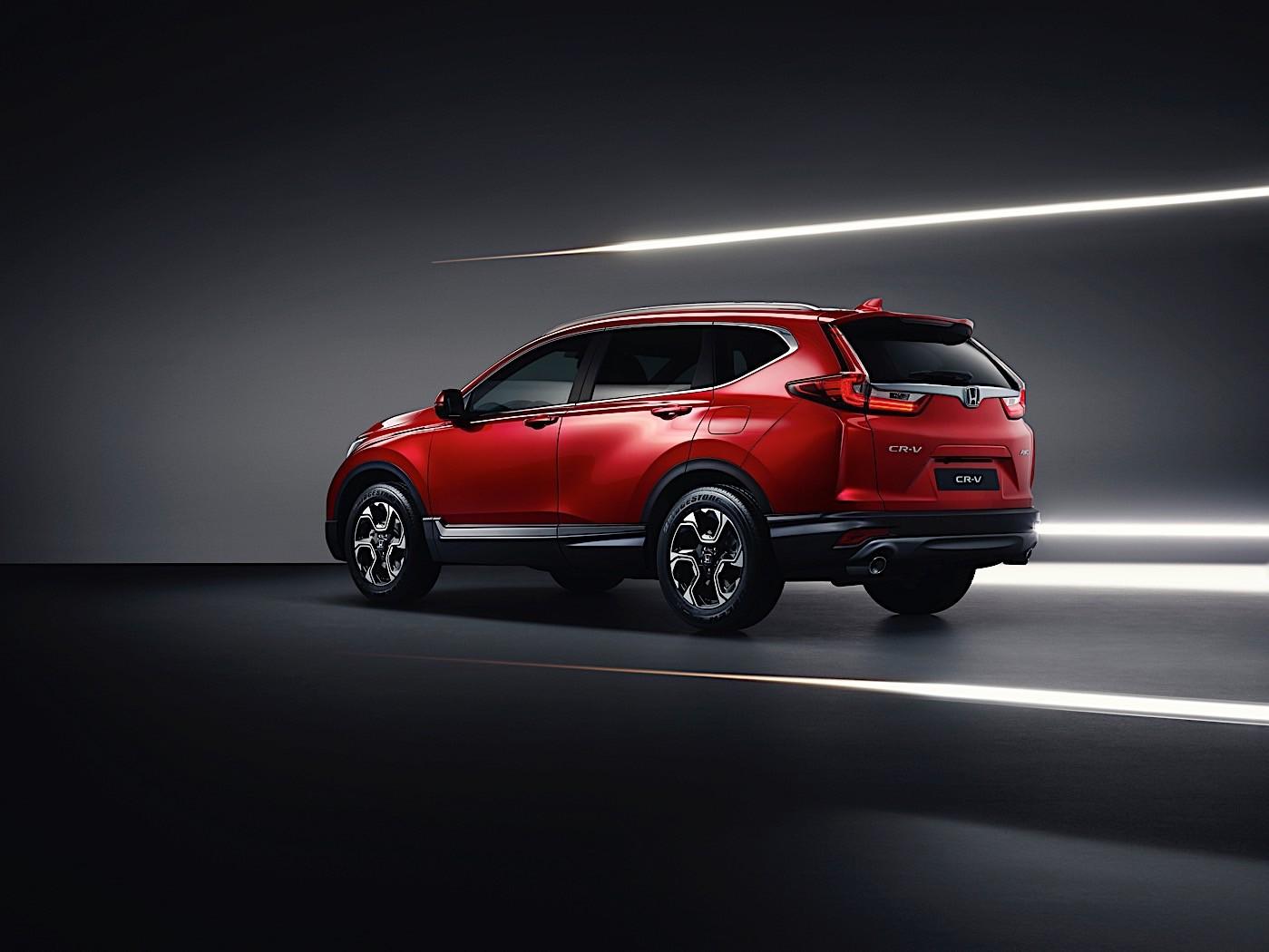 Honda CR-V 2018 (4)
