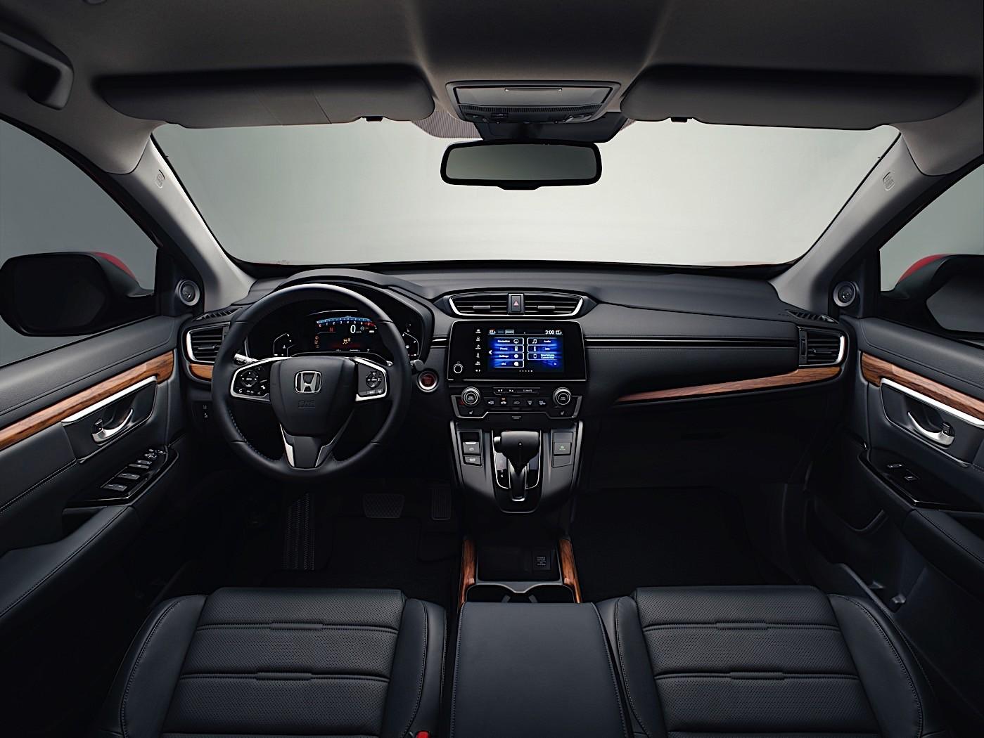 Honda CR-V 2018 (5)