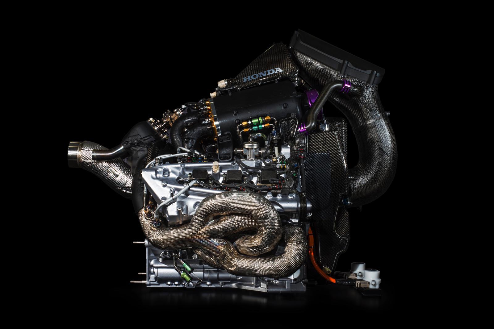 Honda F1 Team RA618H engine 2018 (1)