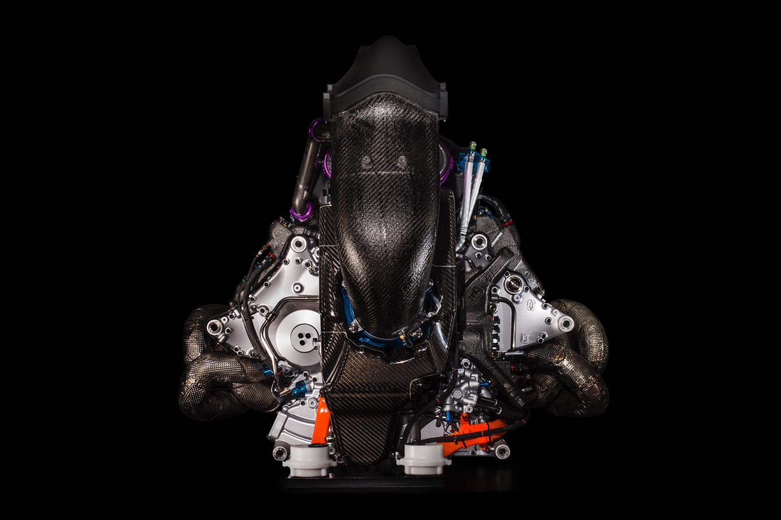 Honda F1 Team RA618H engine 2018 (2)