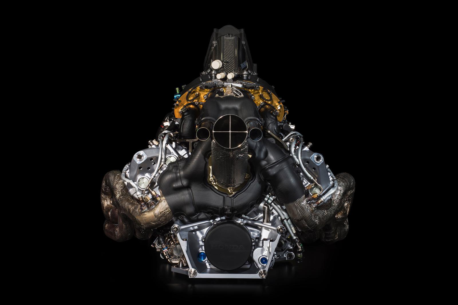Honda F1 Team RA618H engine 2018 (3)