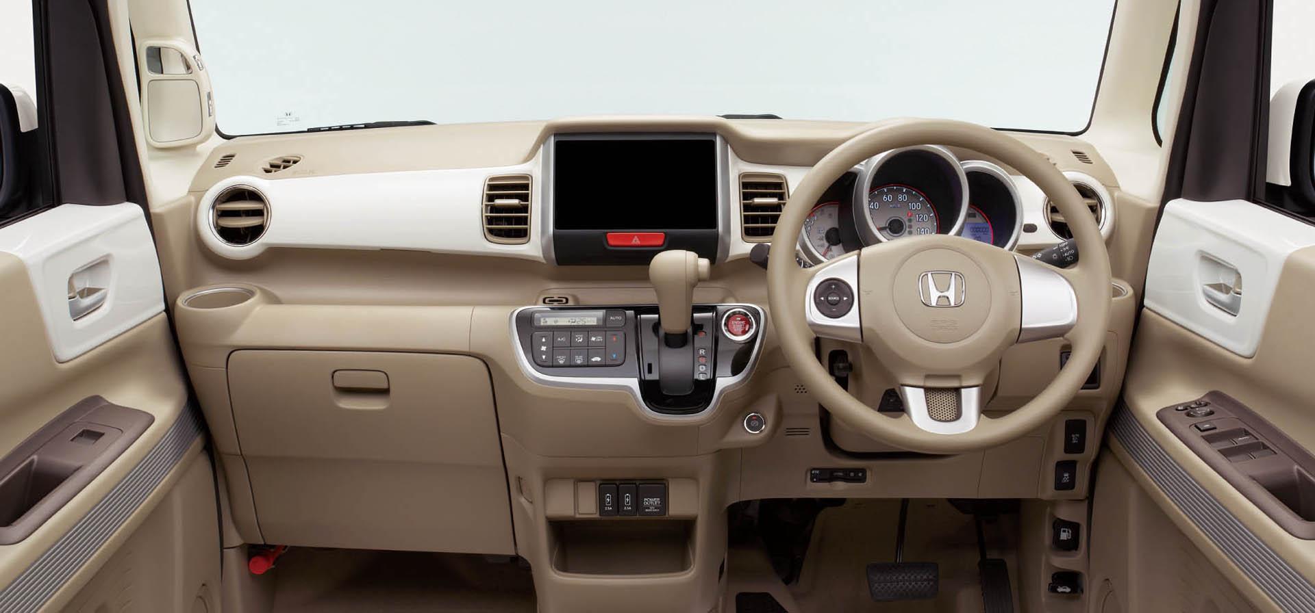 Honda N-Box Slash 2018 (10)