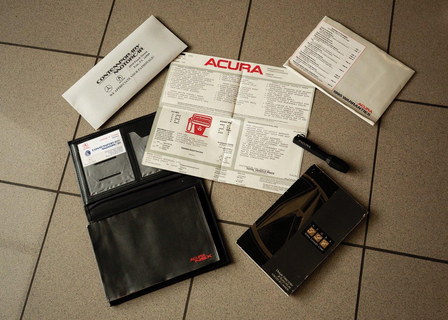Honda NSX 1995 for sale (17)