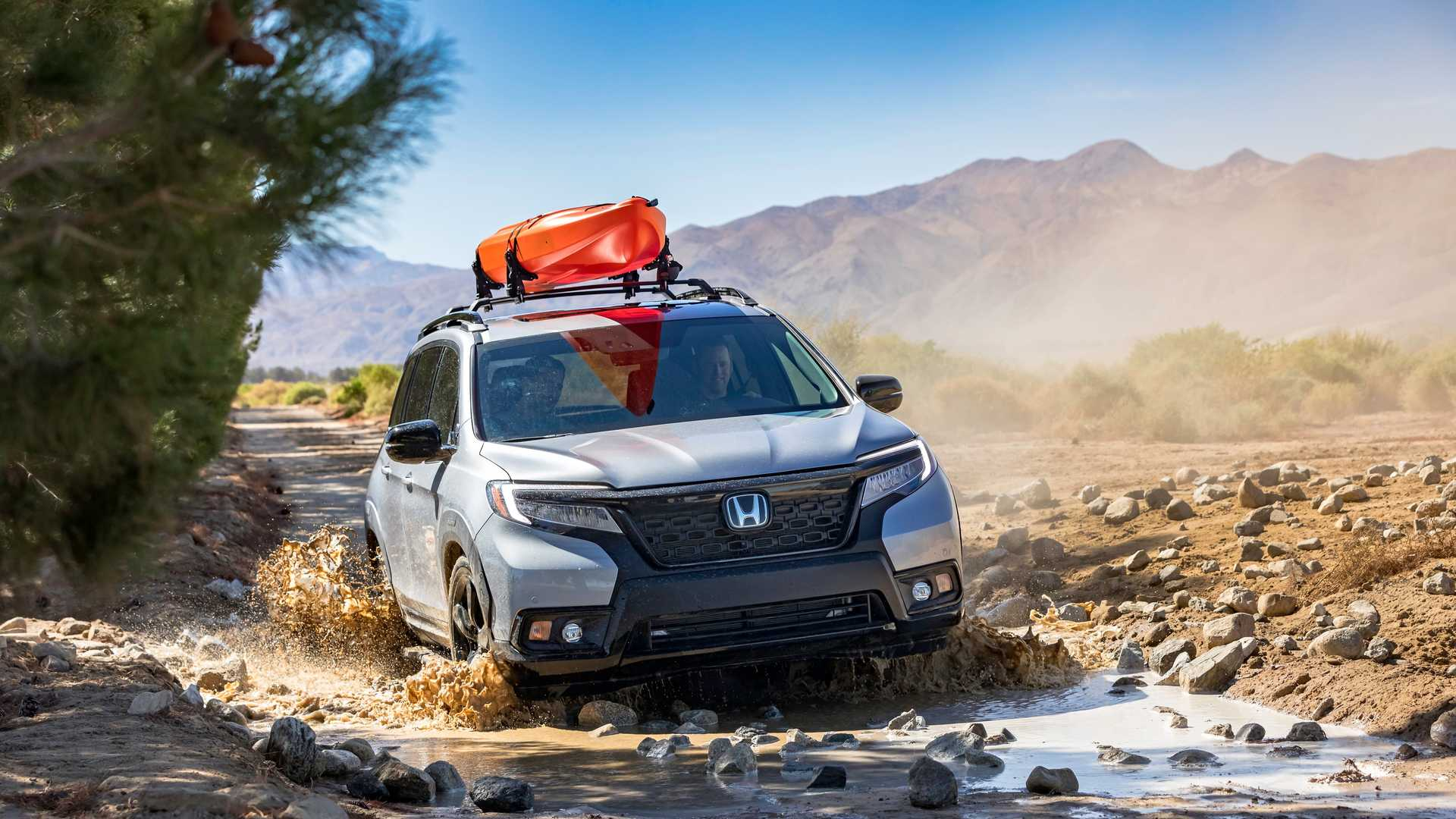 Honda Passport 2019 (2)