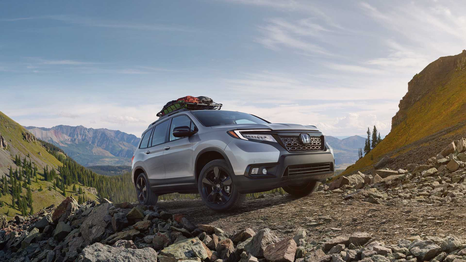 Honda Passport 2019 (3)