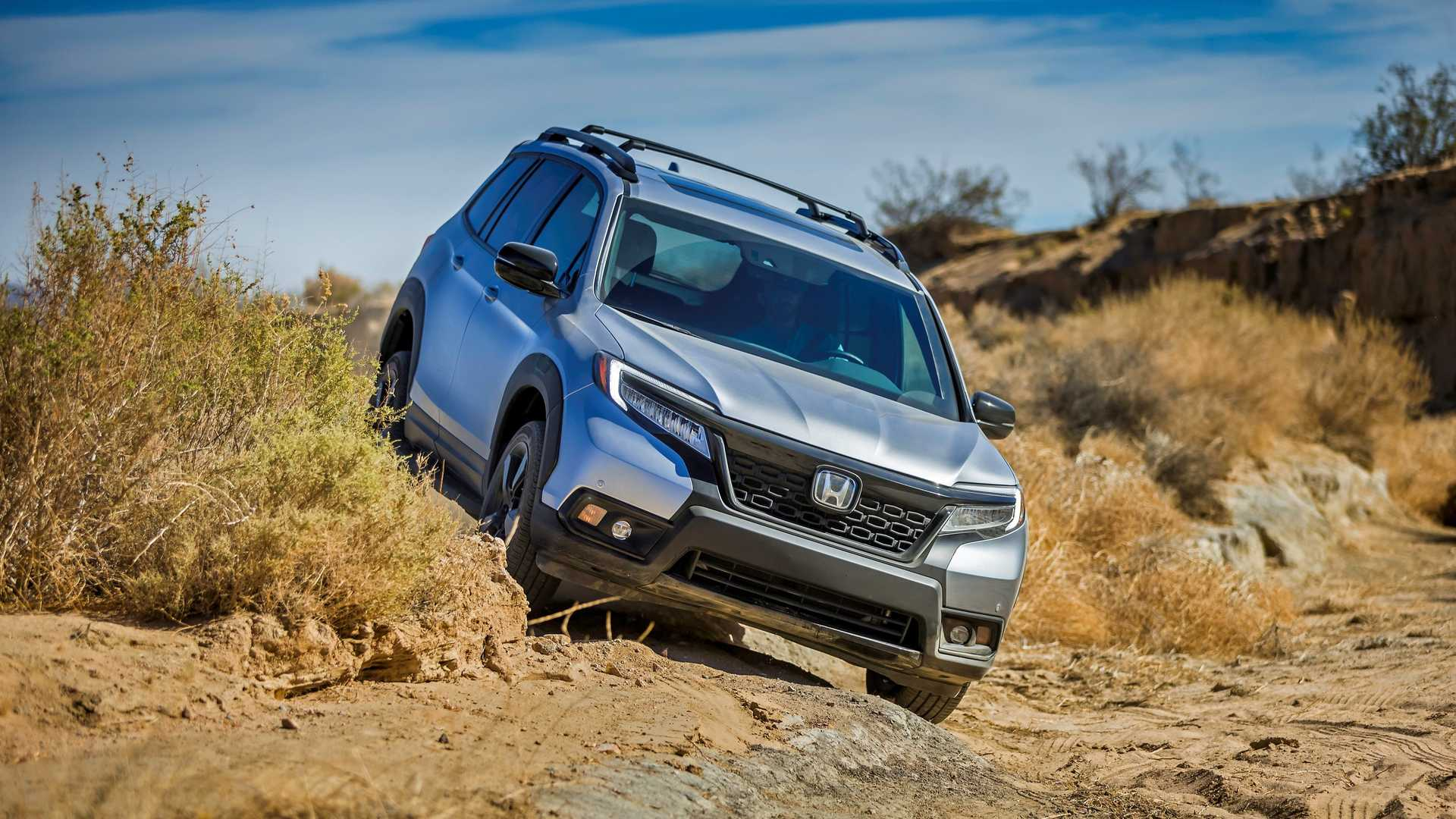 Honda Passport 2019 (8)