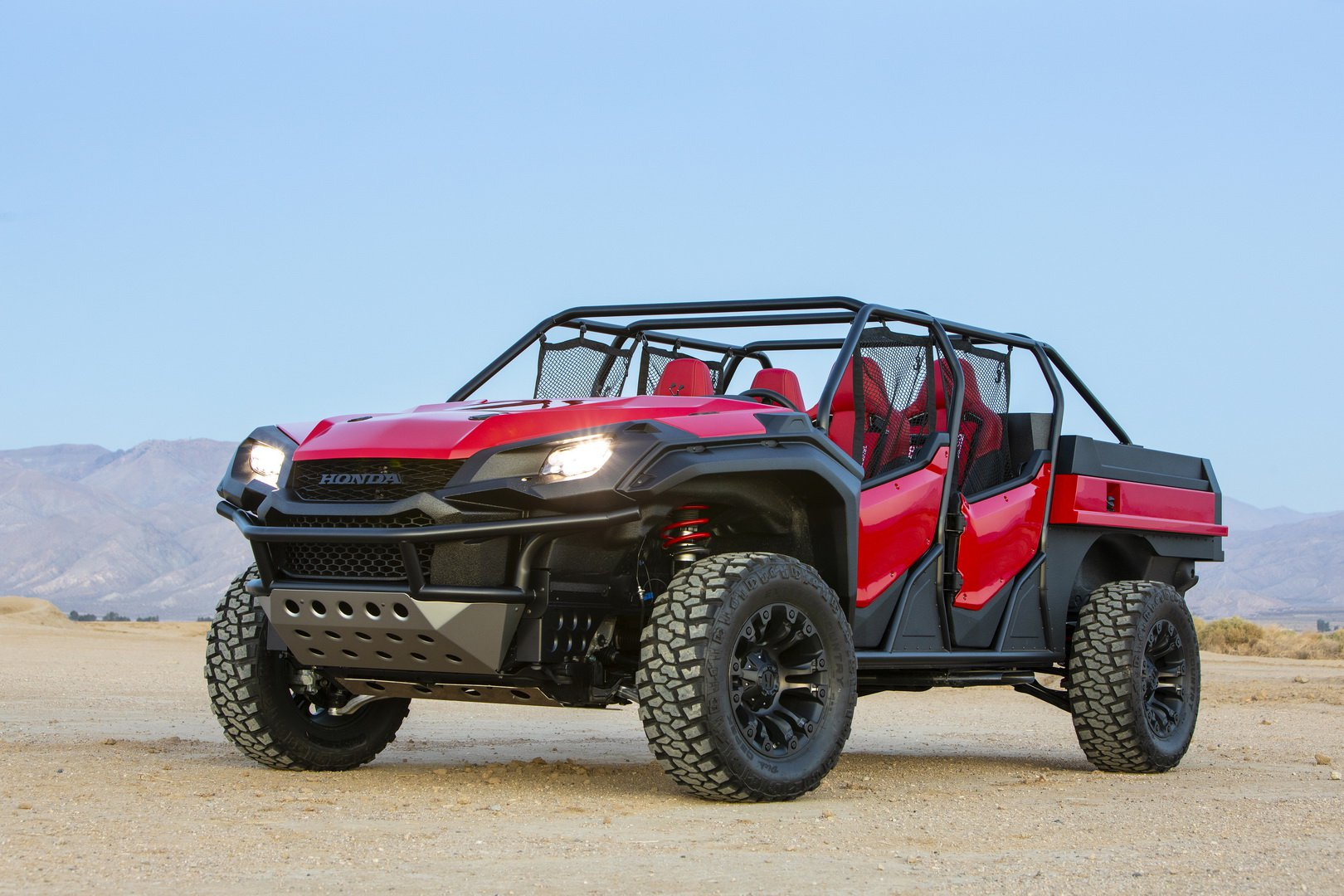 Honda Rugged Open Air Concept (1)