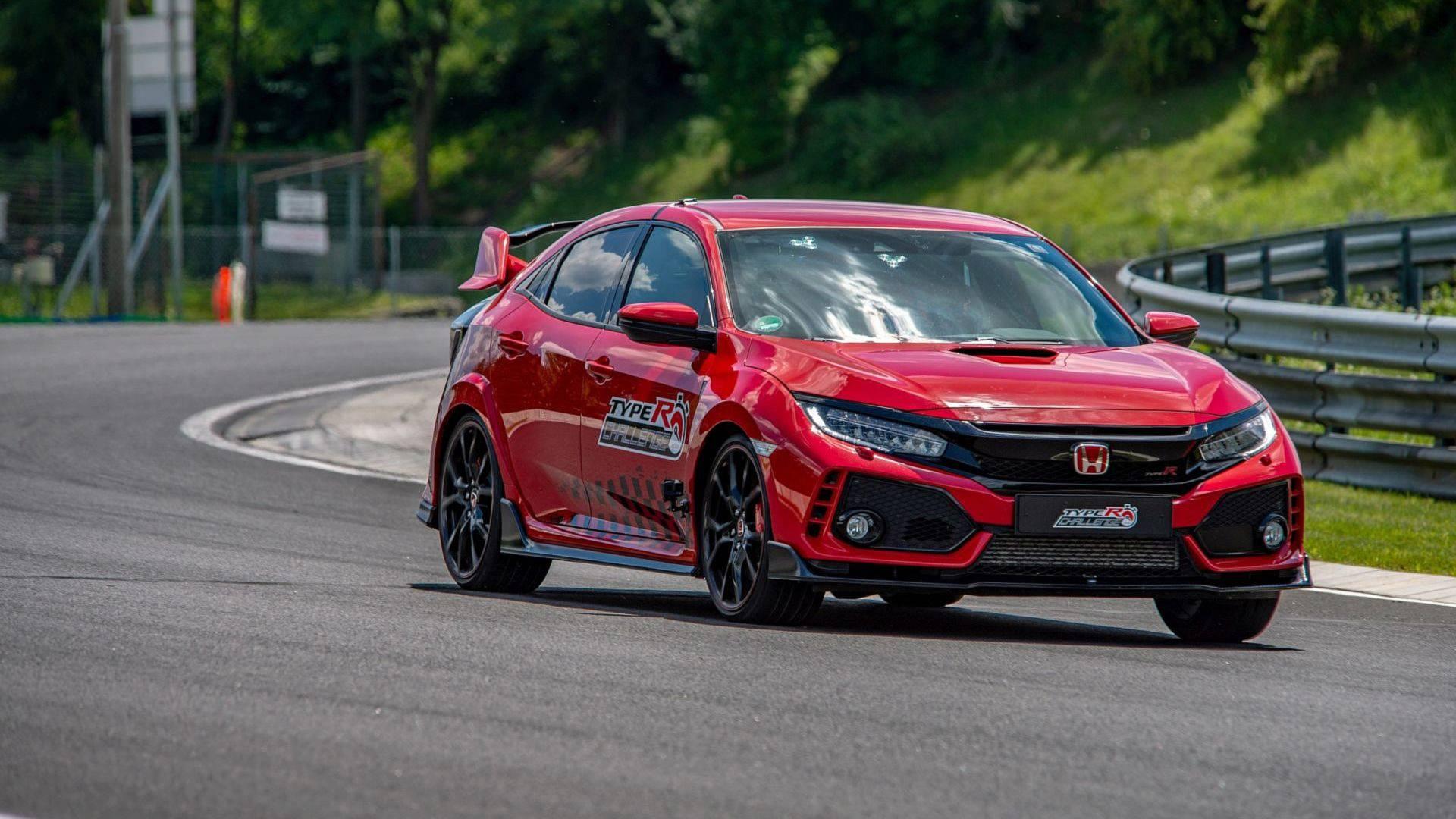 Honda Type R Challenge 2018 Hungaroring (1)