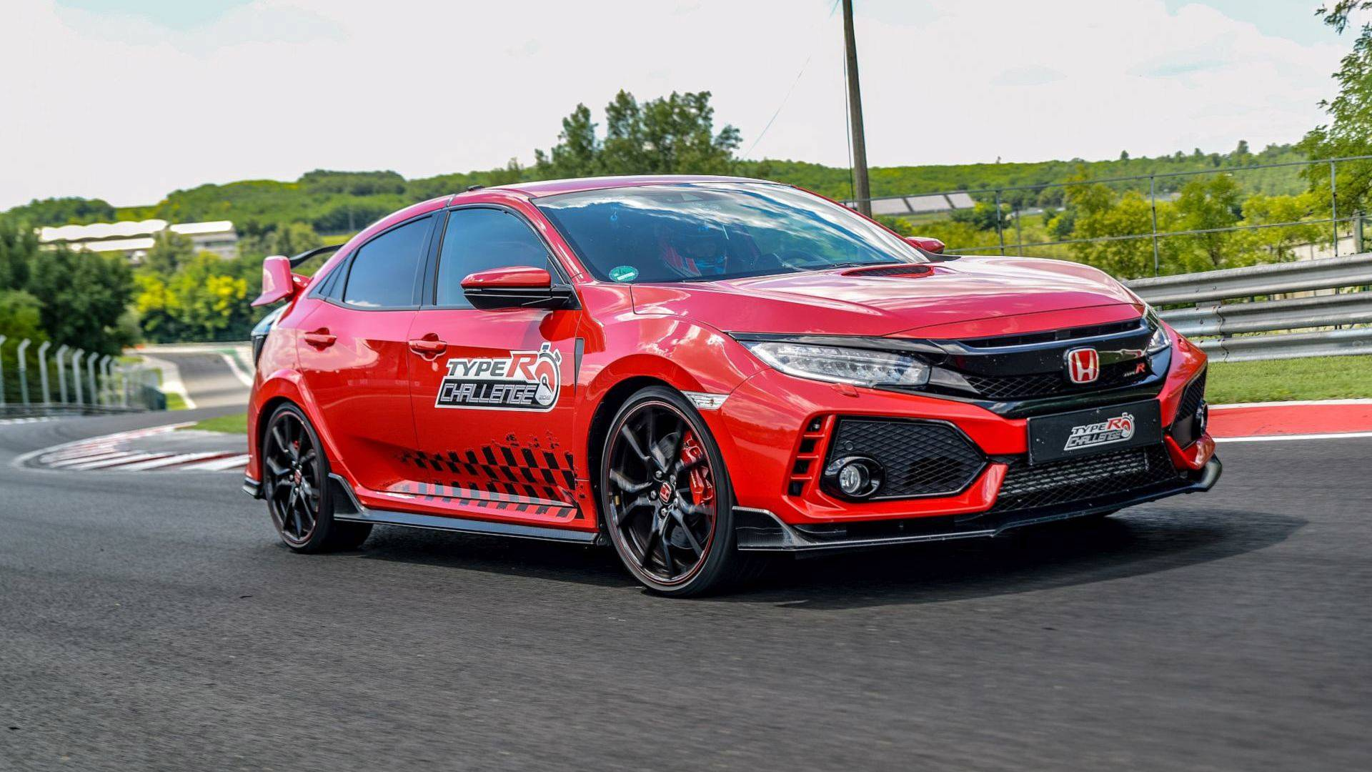 Honda Type R Challenge 2018 Hungaroring (2)