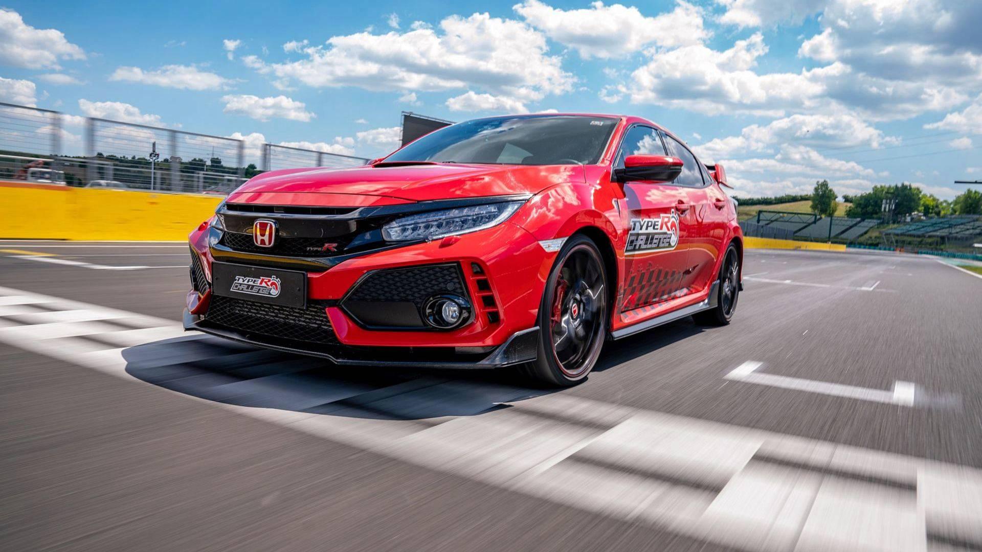 Honda Type R Challenge 2018 Hungaroring (3)