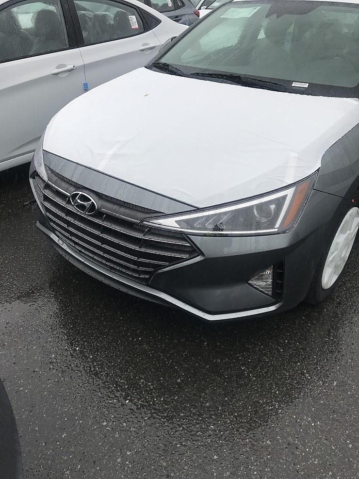 Hyundai Elantra facelift 2019 first photos (3)