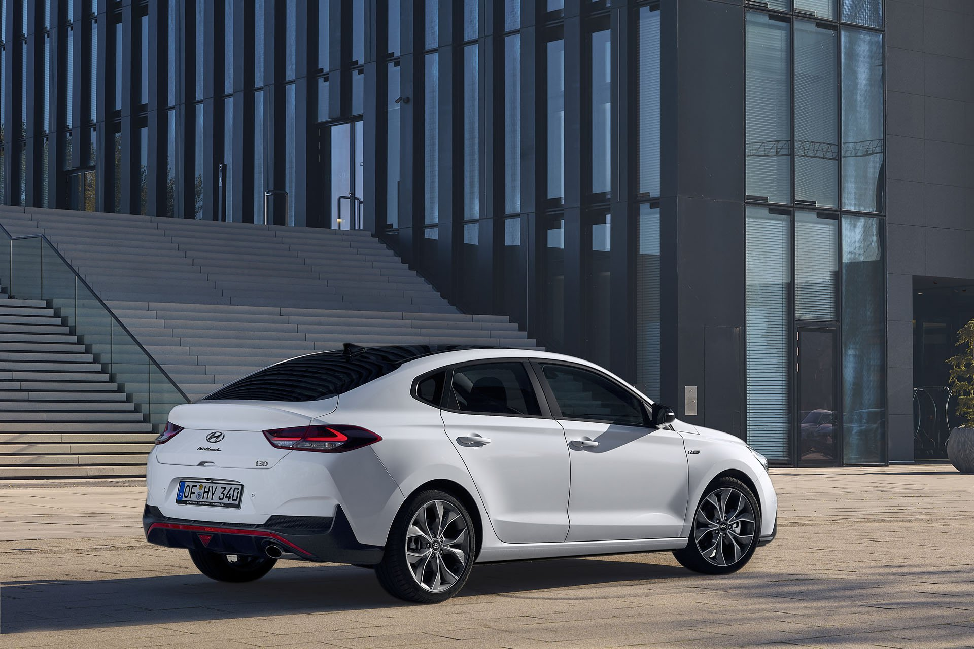 Hyundai i30 Fastback N Line  (14)