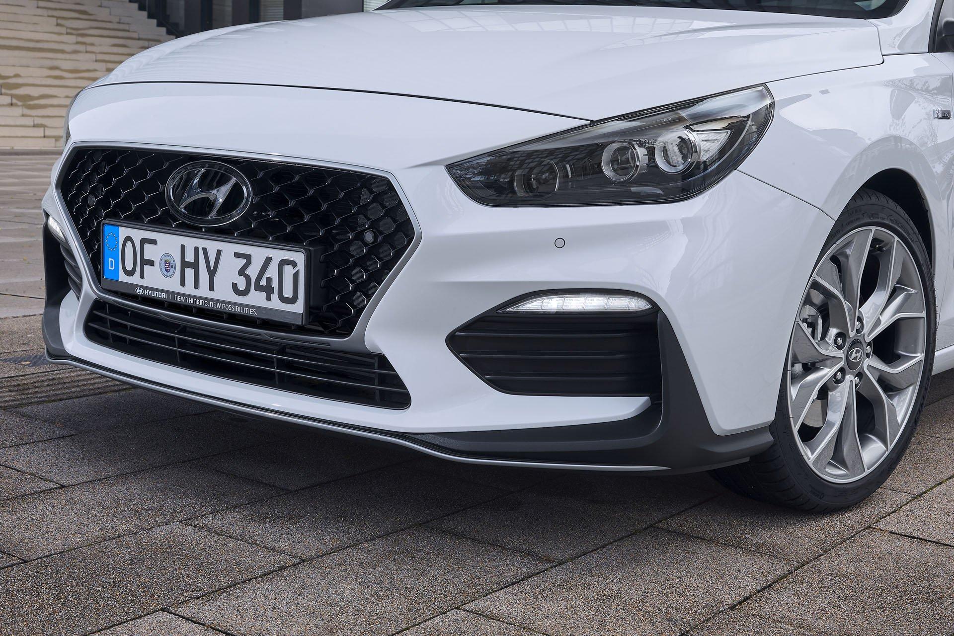 Hyundai i30 Fastback N Line  (5)
