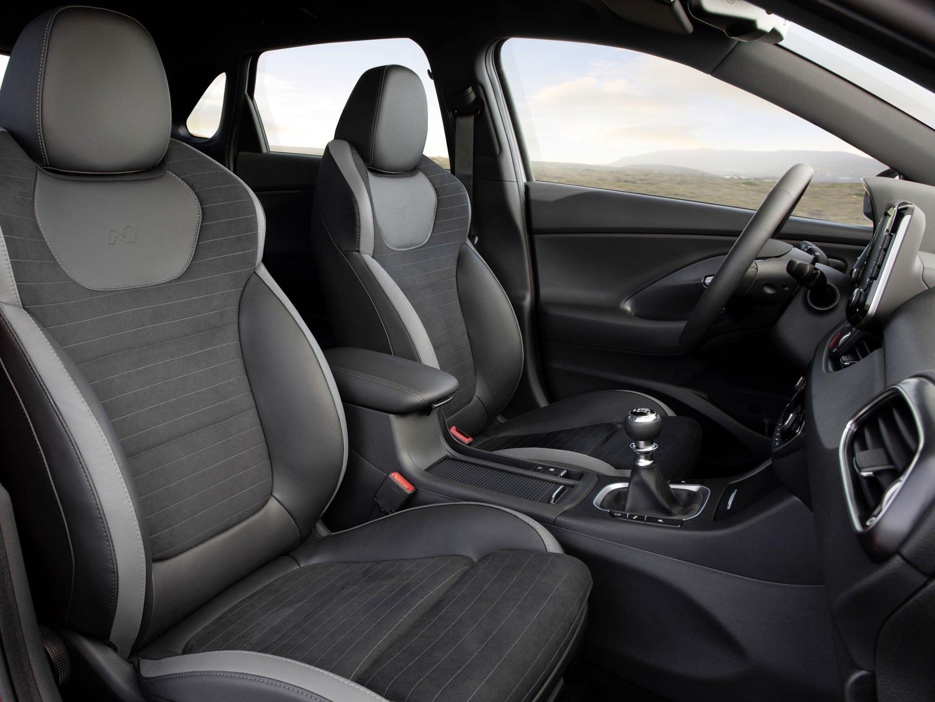 Hyundai i30 Fastback N Line  (7)