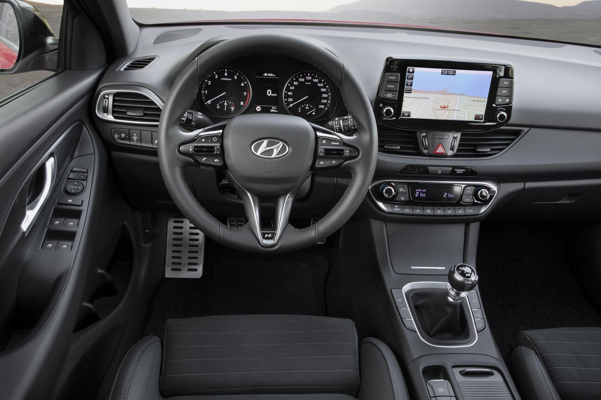 Hyundai i30 N Line (24)
