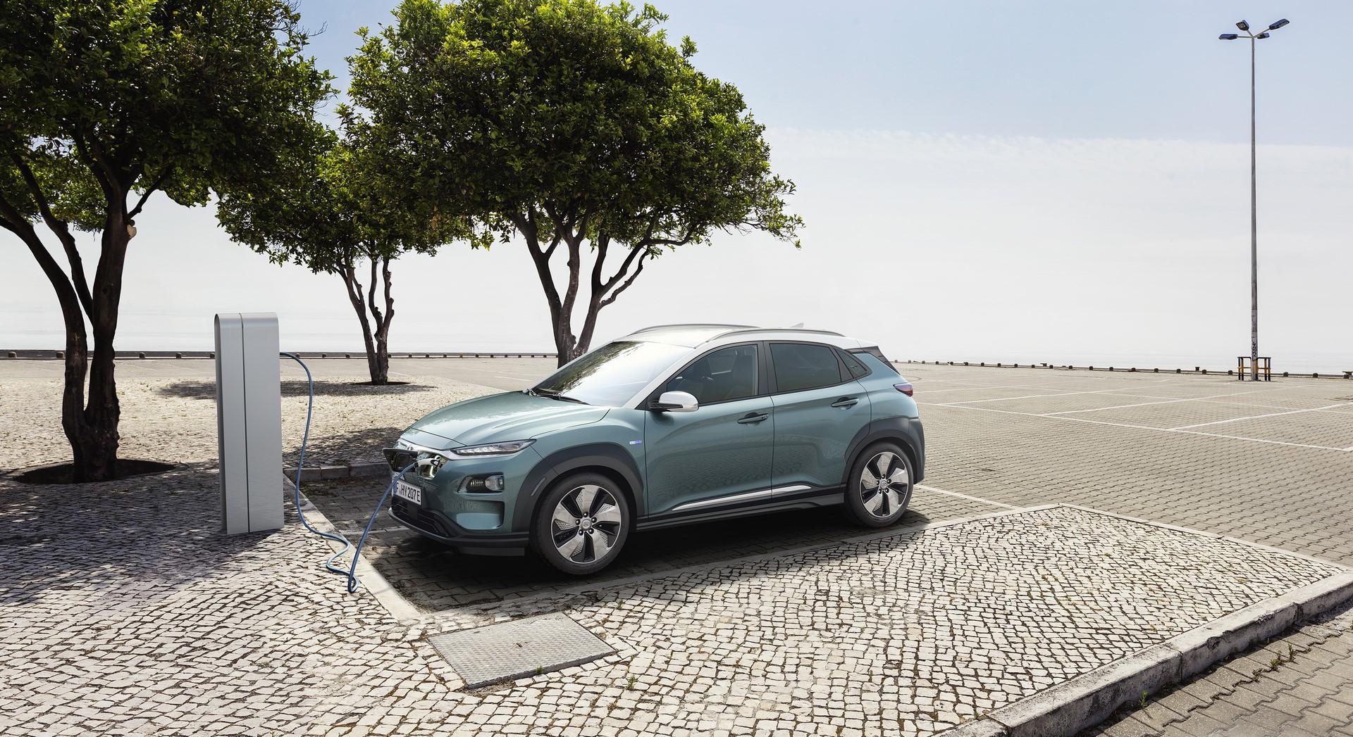 Hyundai Kona Electric 2018 (1)
