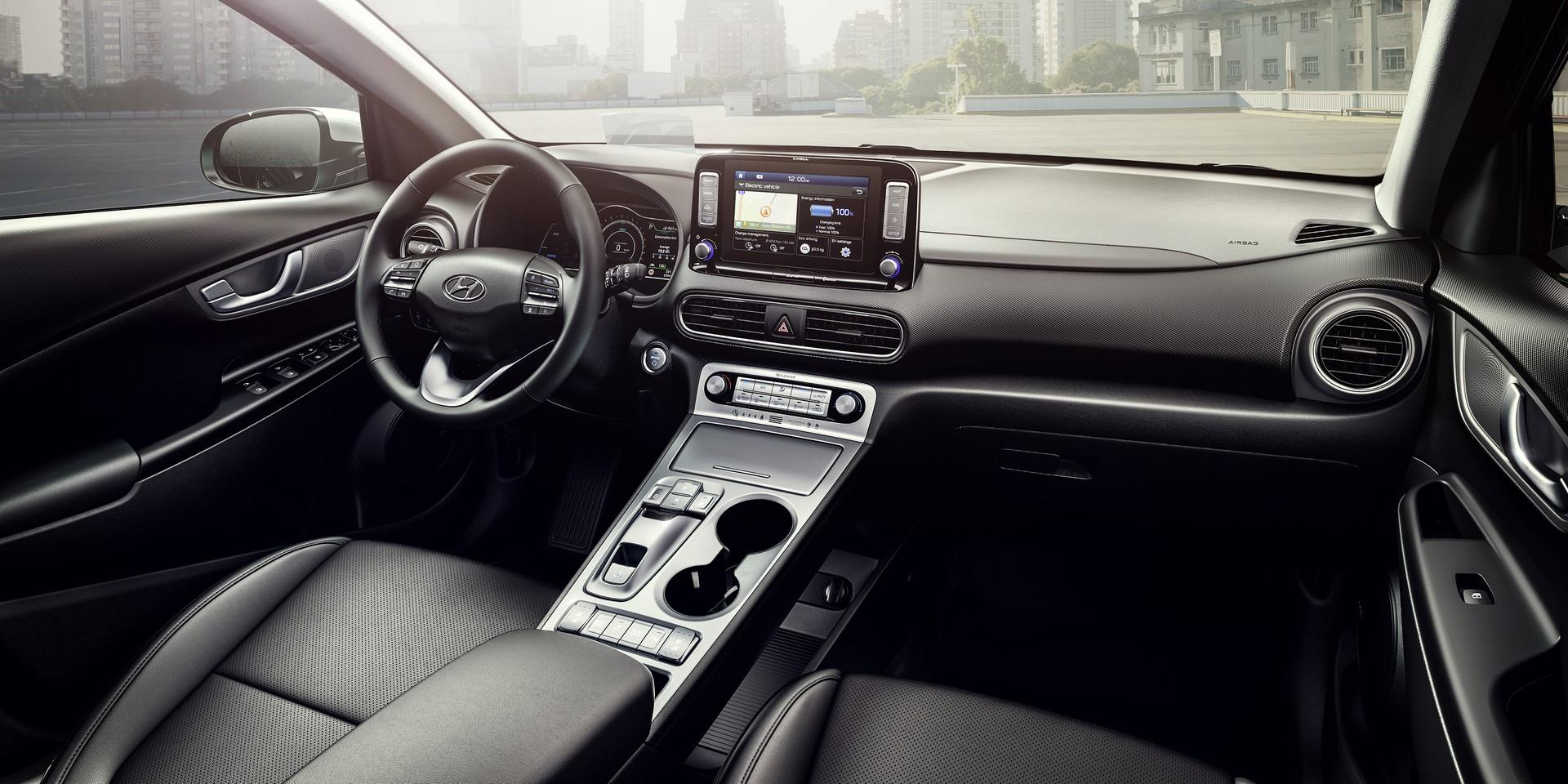 Hyundai Kona Electric 2018 (10)