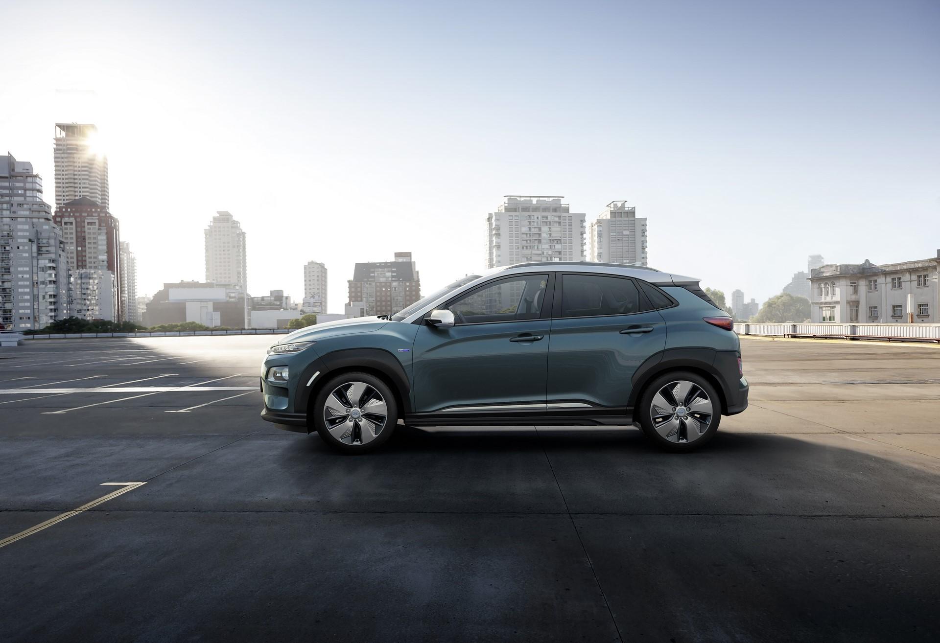 Hyundai Kona Electric 2018 (2)