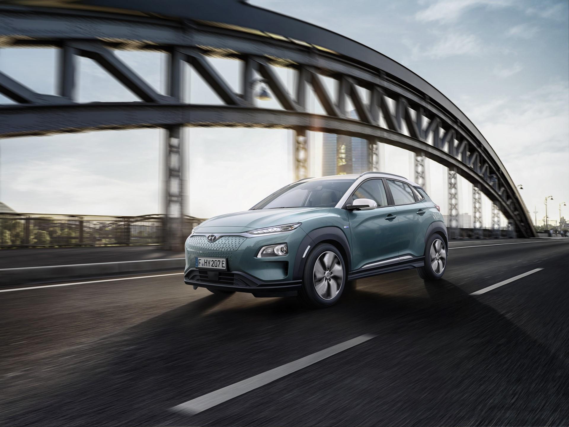 Hyundai Kona Electric 2018 (3)