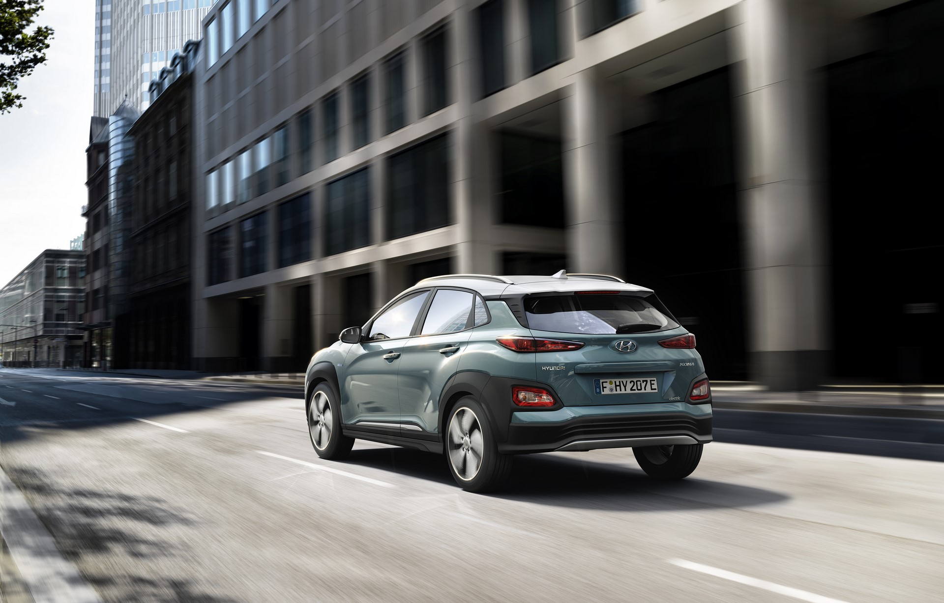 Hyundai Kona Electric 2018 (4)