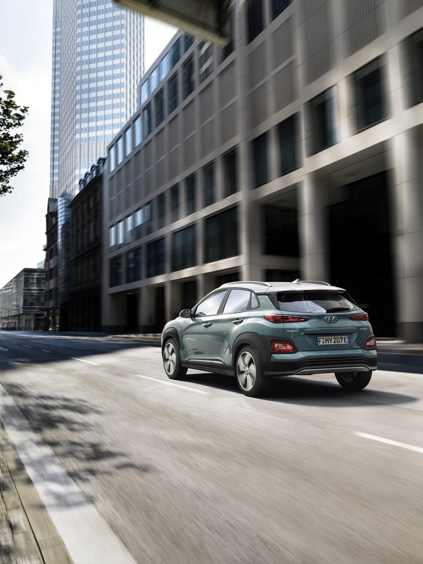 Hyundai Kona Electric 2018 (5)