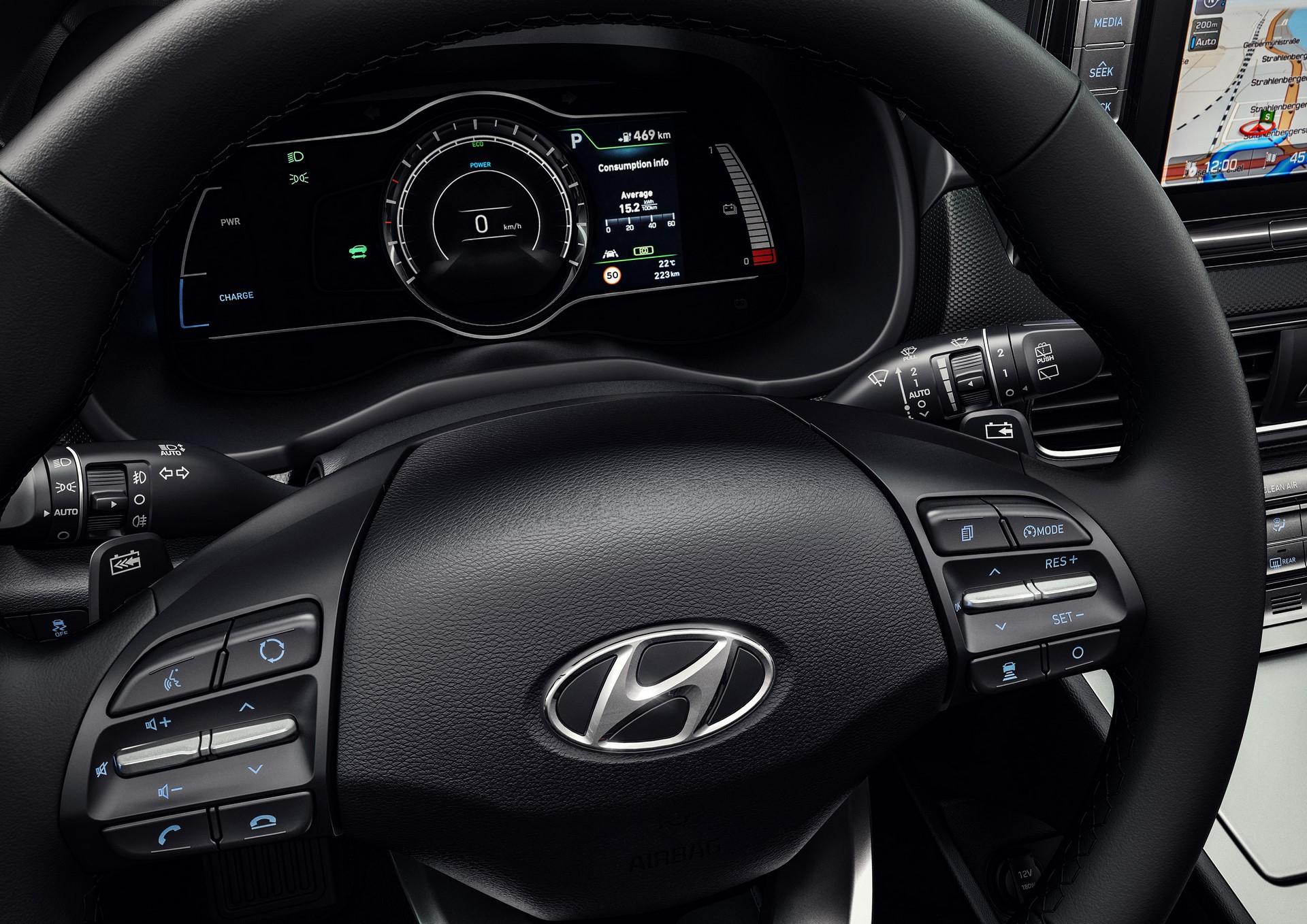 Hyundai Kona Electric 2018 (8)