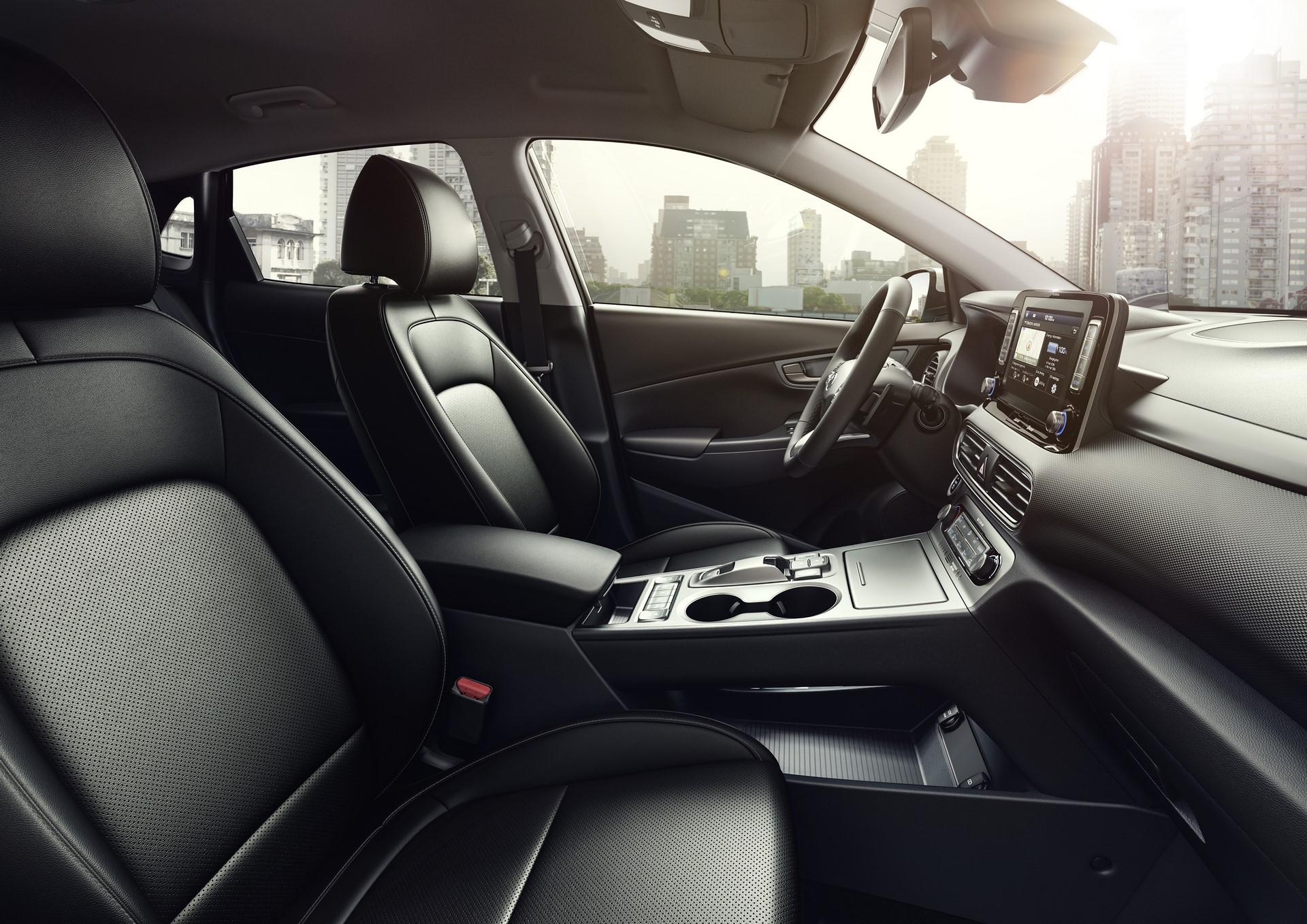 Hyundai Kona Electric 2018 (9)