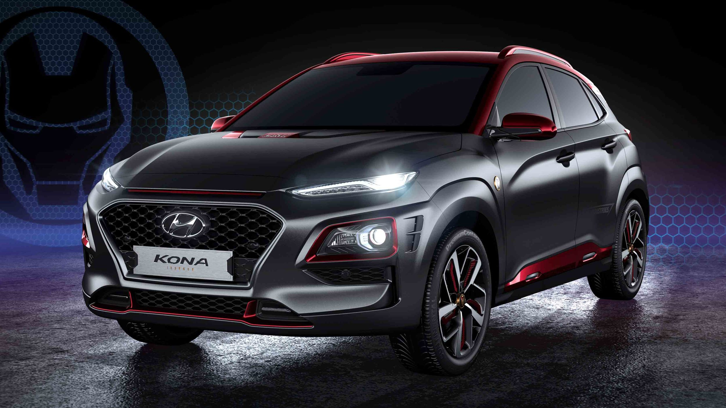 Hyundai Kona Iron Man Edition (1)