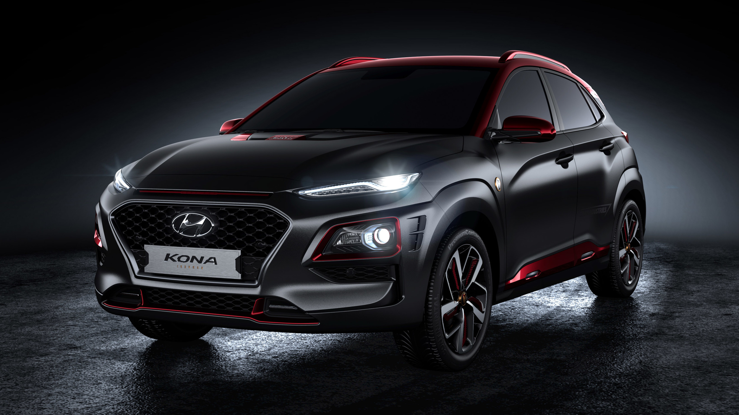 Hyundai Kona Iron Man Edition (2)