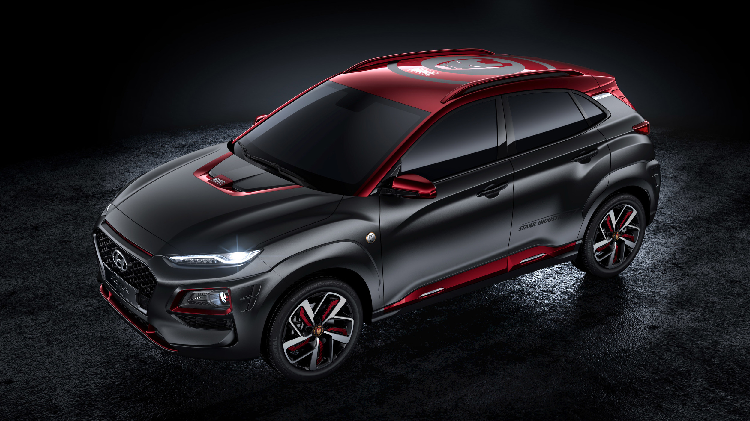 Hyundai Kona Iron Man Edition (3)