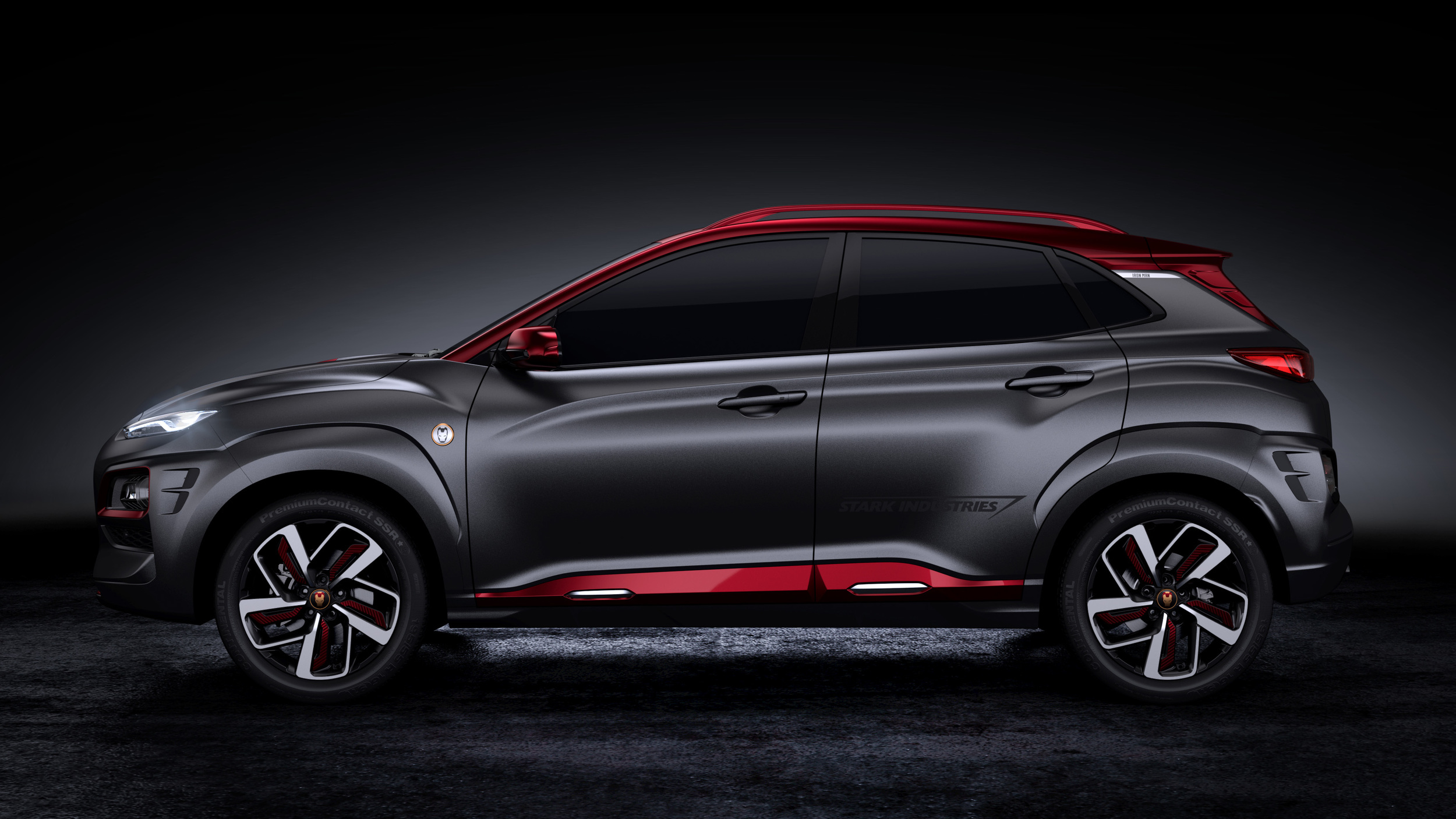 Hyundai Kona Iron Man Edition (4)