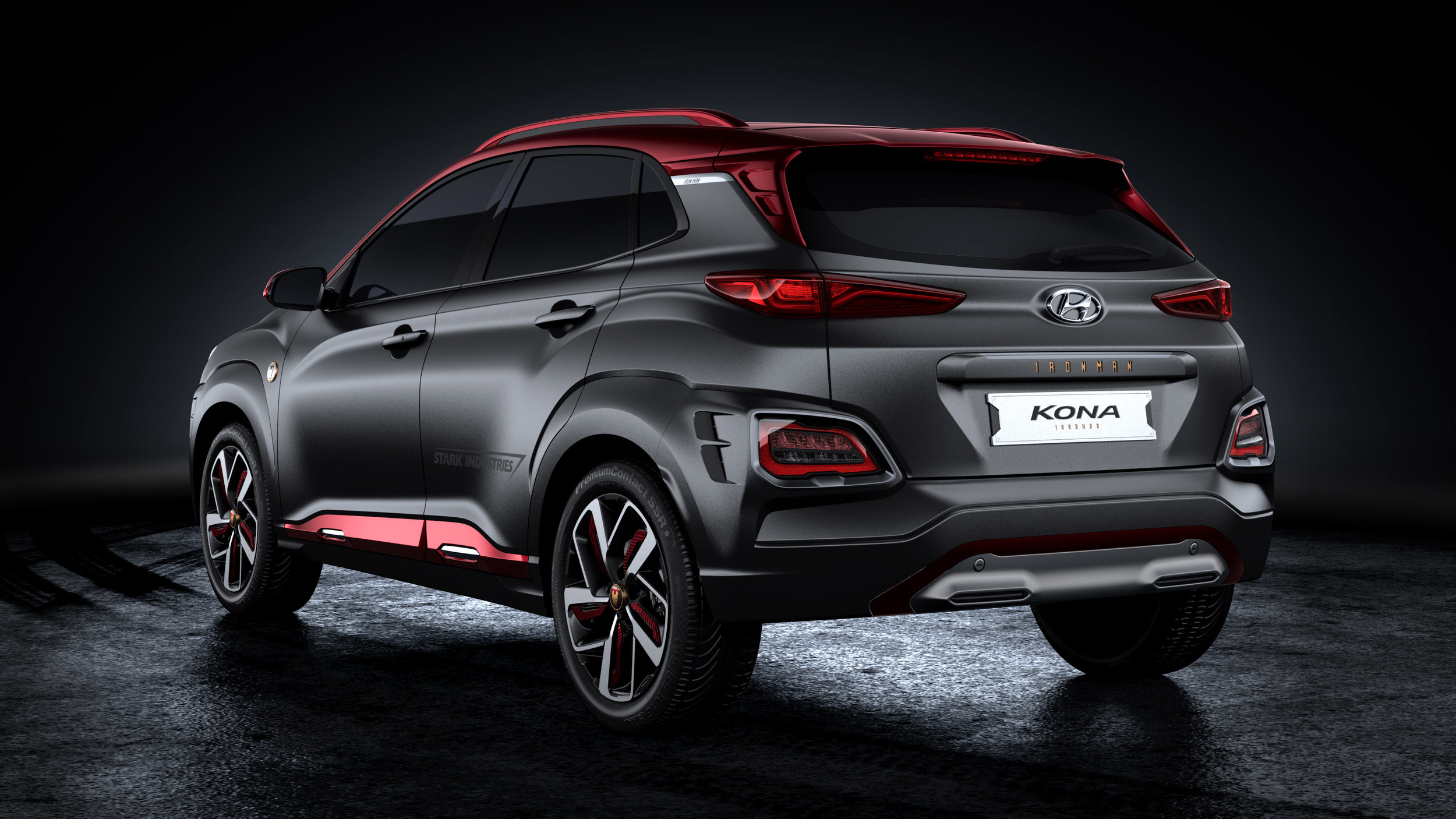 Hyundai Kona Iron Man Edition (5)