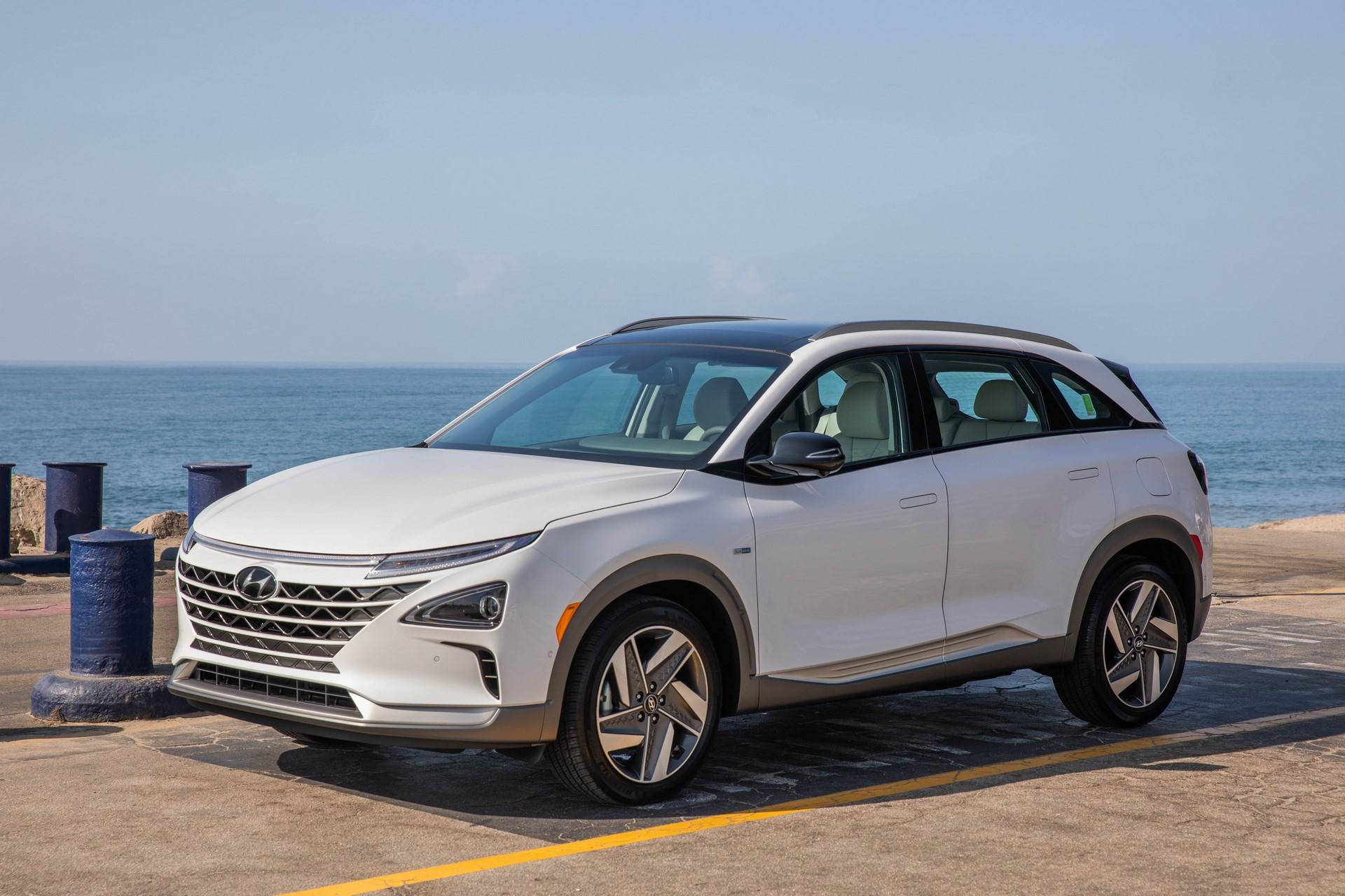 Hyundai Nexo USA Spec (1)