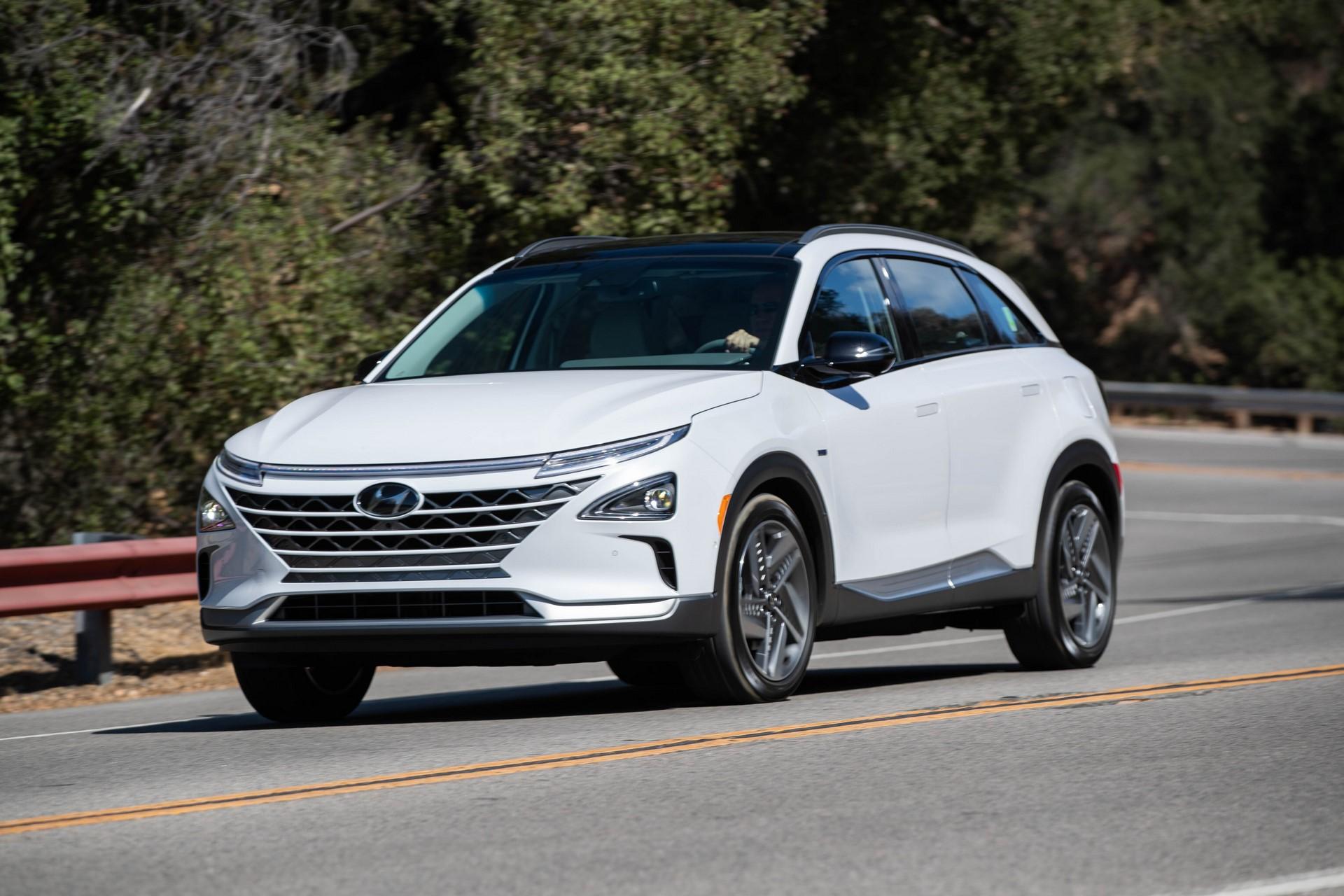 Hyundai Nexo USA Spec (10)