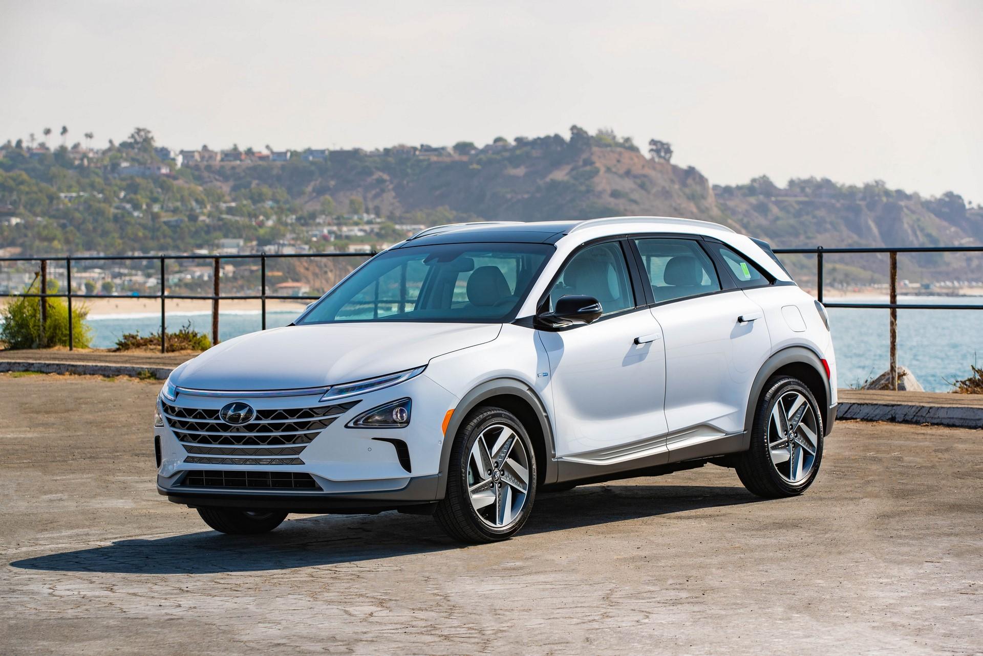 Hyundai Nexo USA Spec (8)