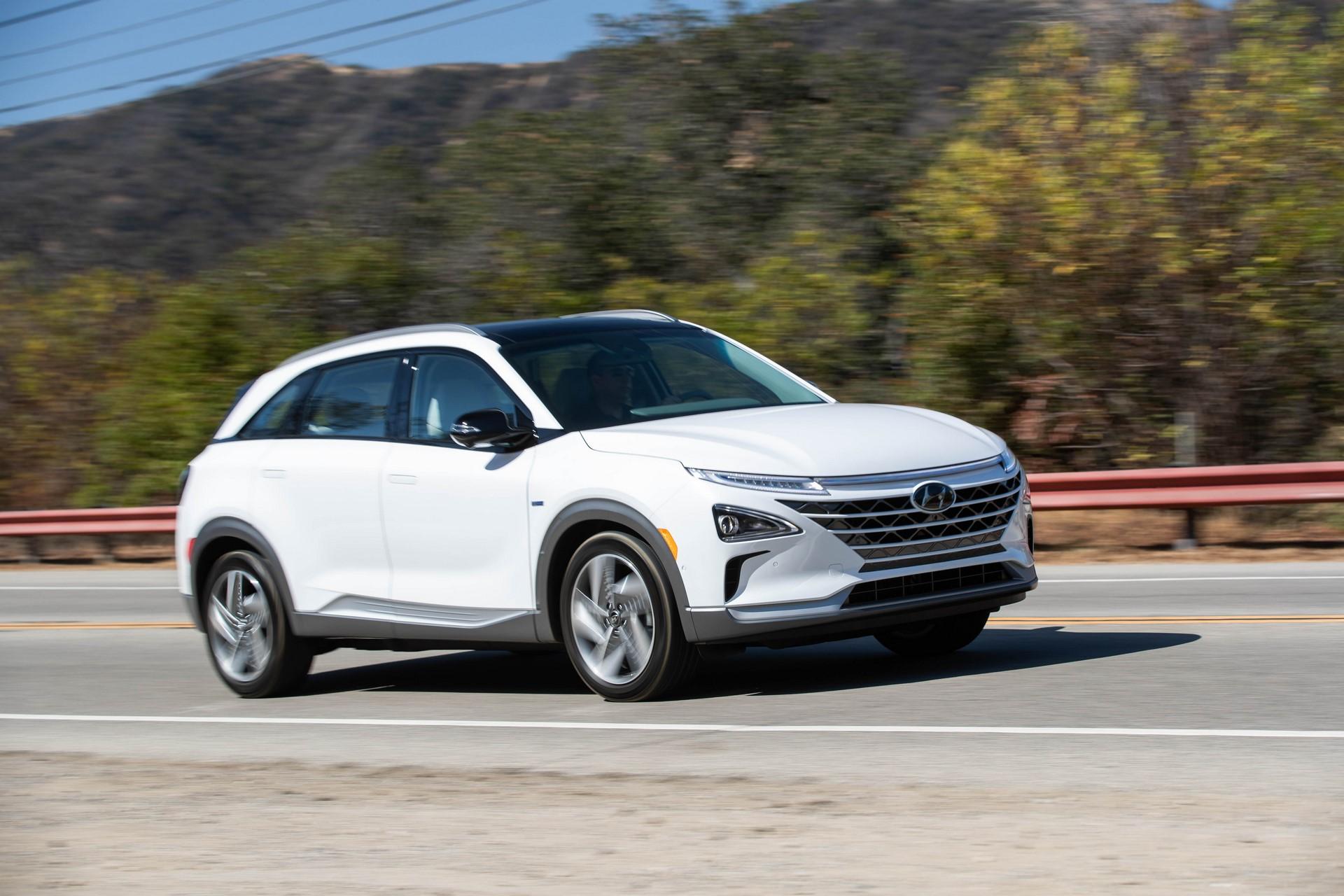 Hyundai Nexo USA Spec (9)