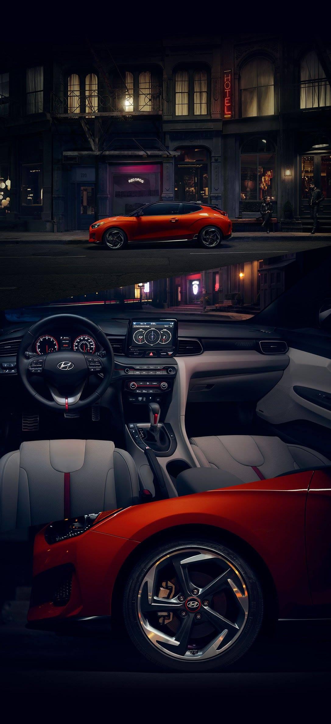 Hyundai Veloster N and turbo photos (6)