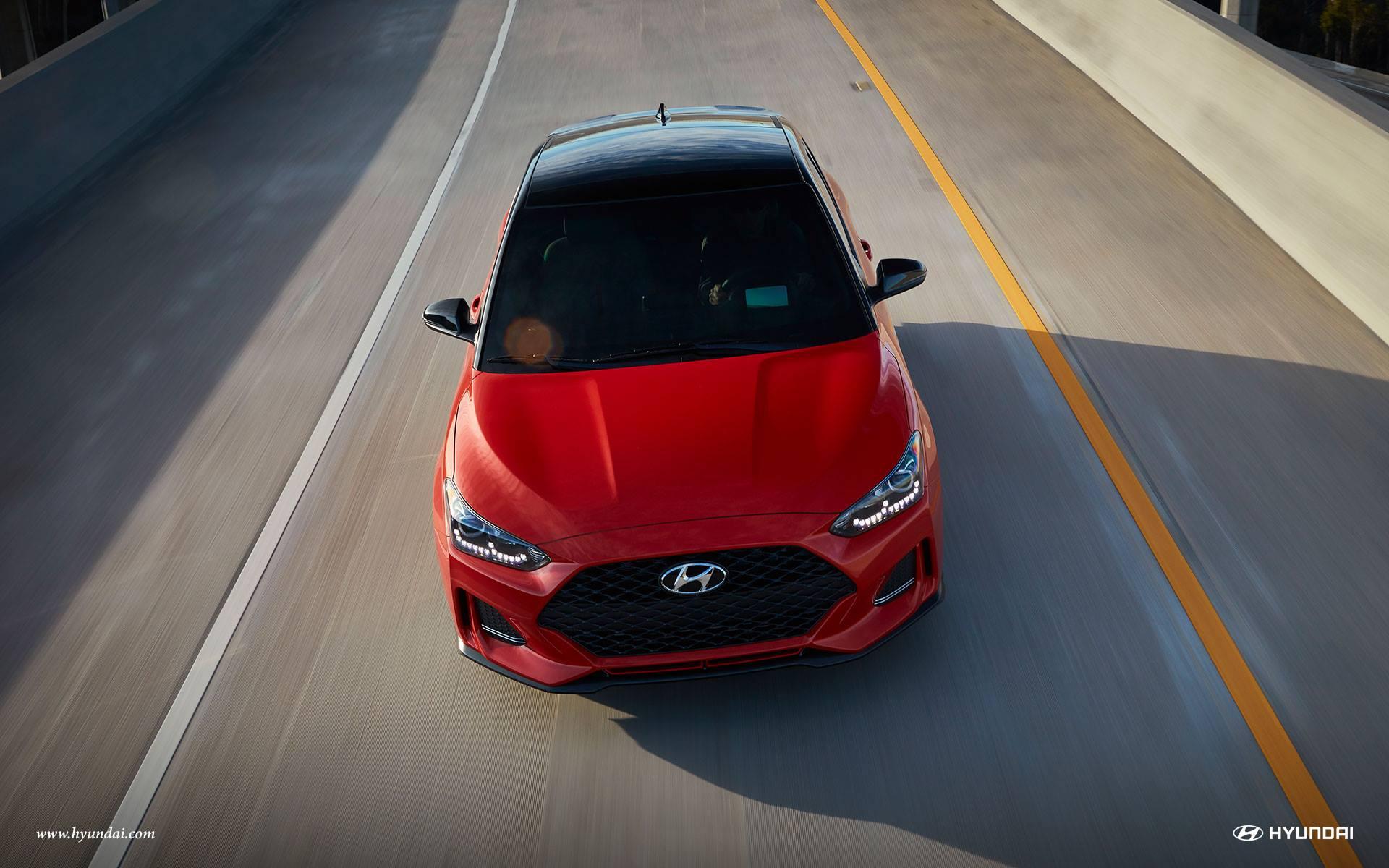 Hyundai Veloster N and turbo photos (7)