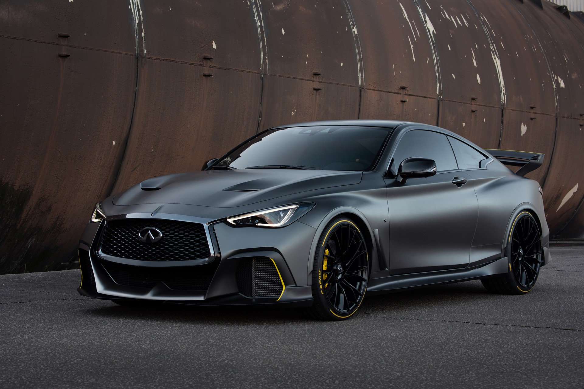 Infiniti Project Black S Prototype (12)