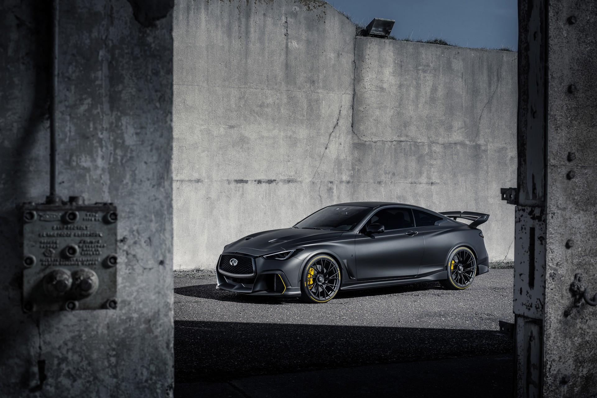 Infiniti Project Black S Prototype (3)