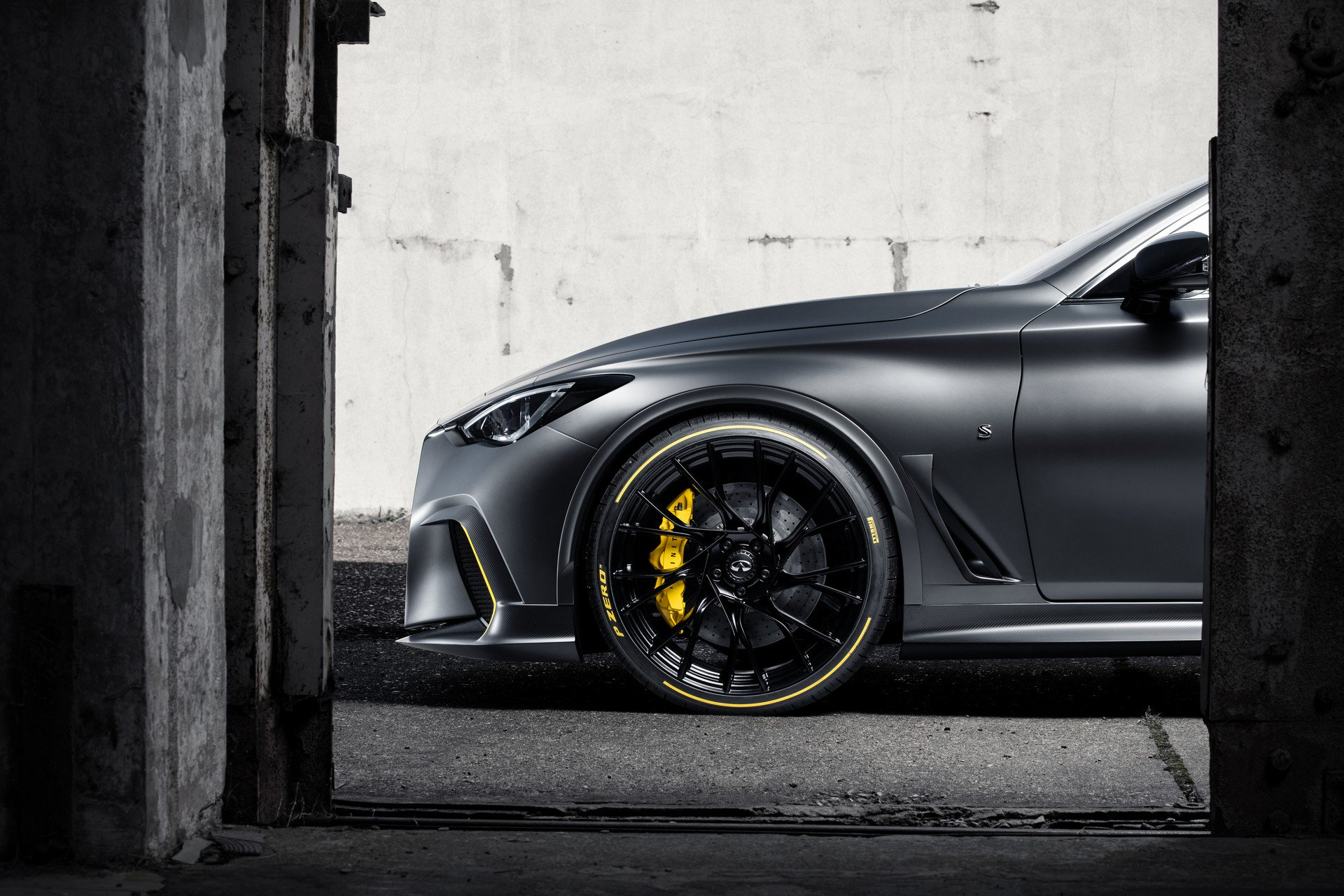 Infiniti Project Black S Prototype (7)