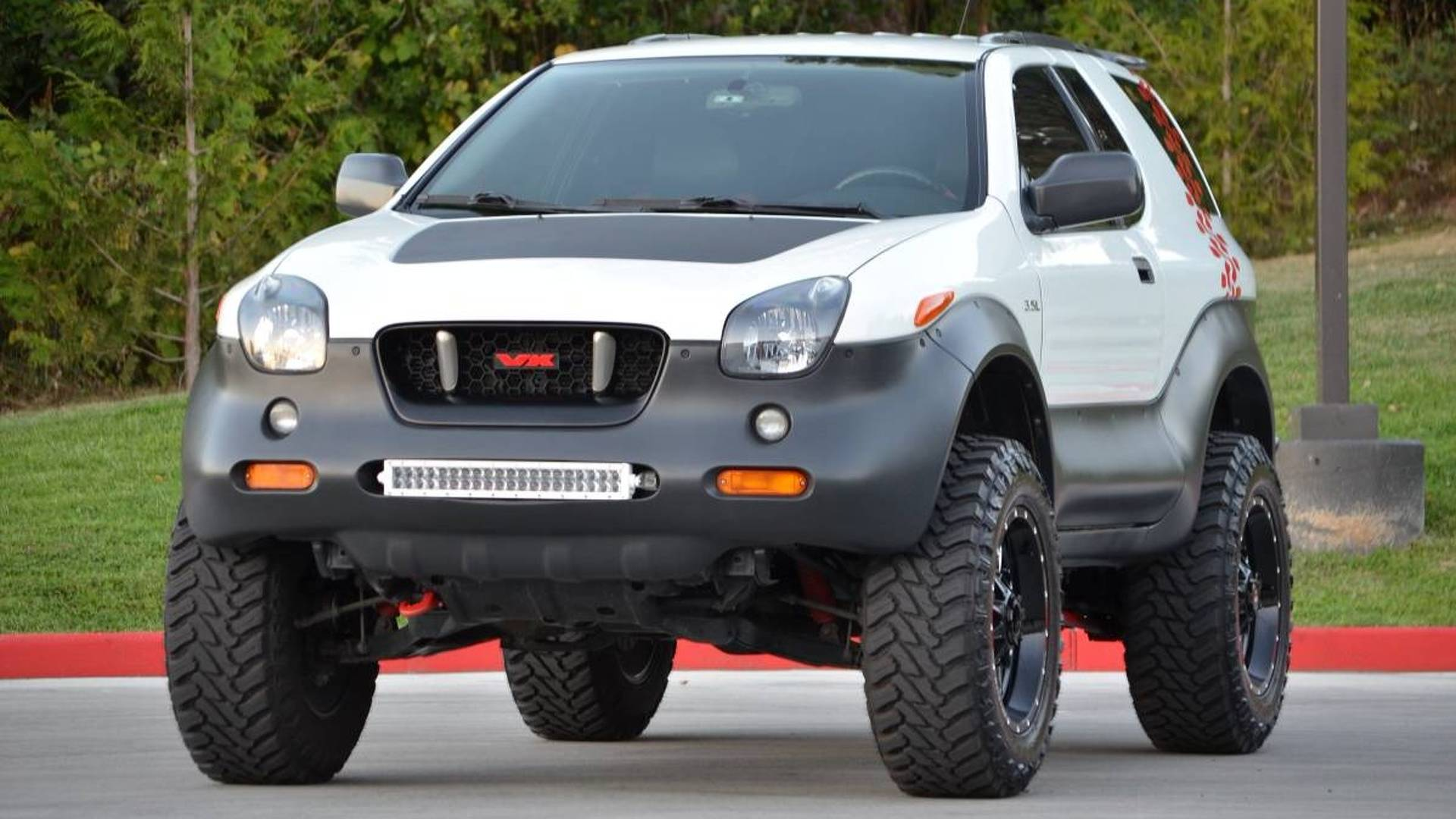 2001-isuzu-vehicross-ironman-edition-for-sale