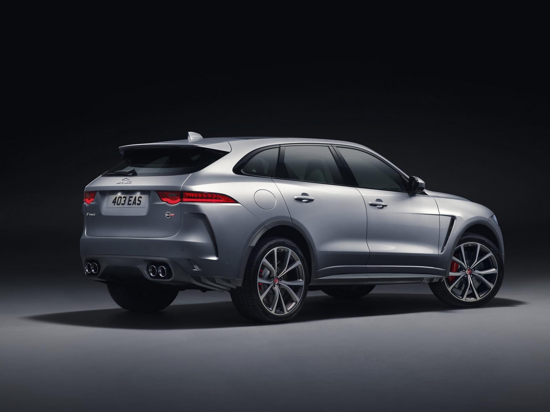 Jaguar F-Pace SVR 2018 (5)