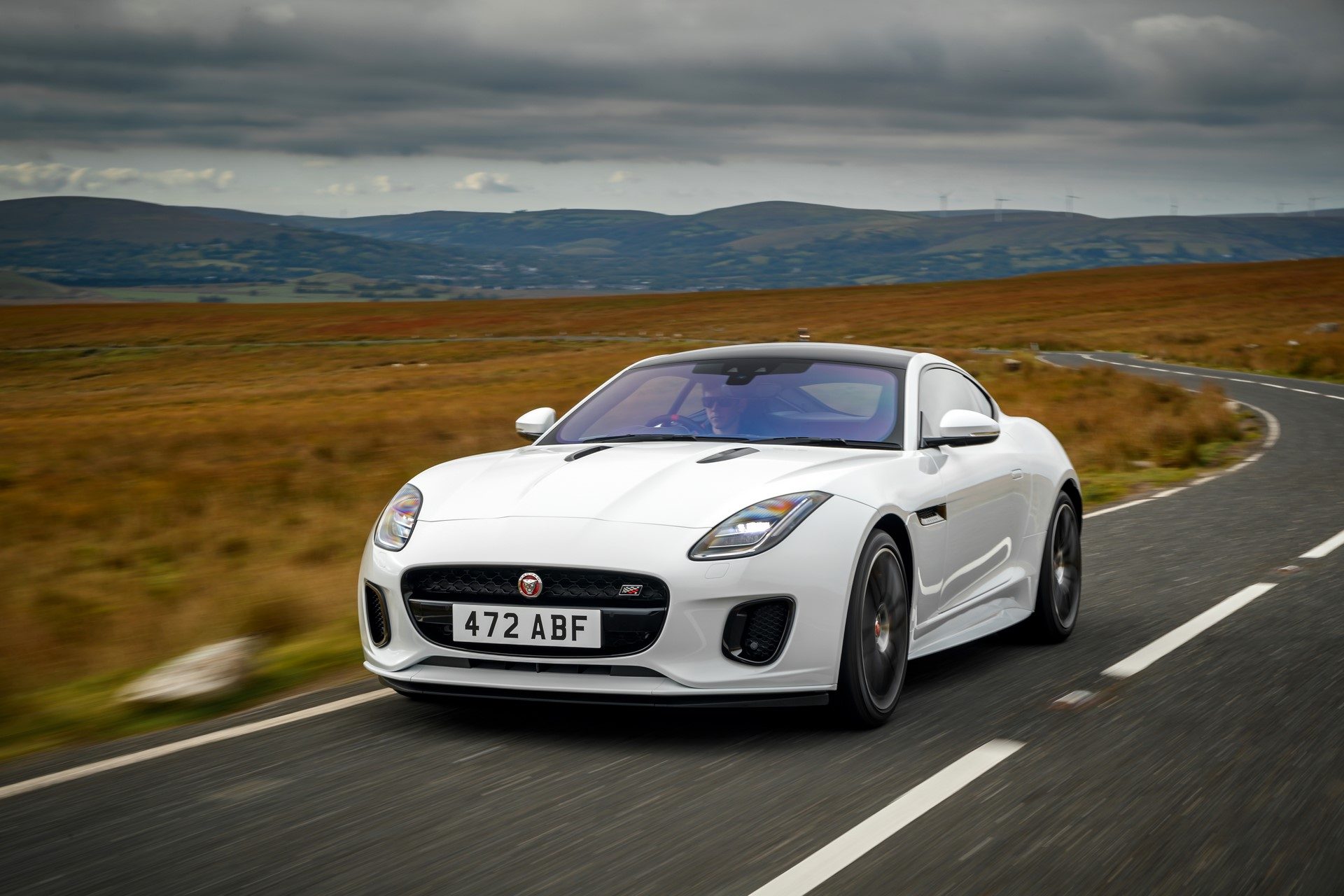 Jaguar F-Type Checkered Flag Limited Edition (1)