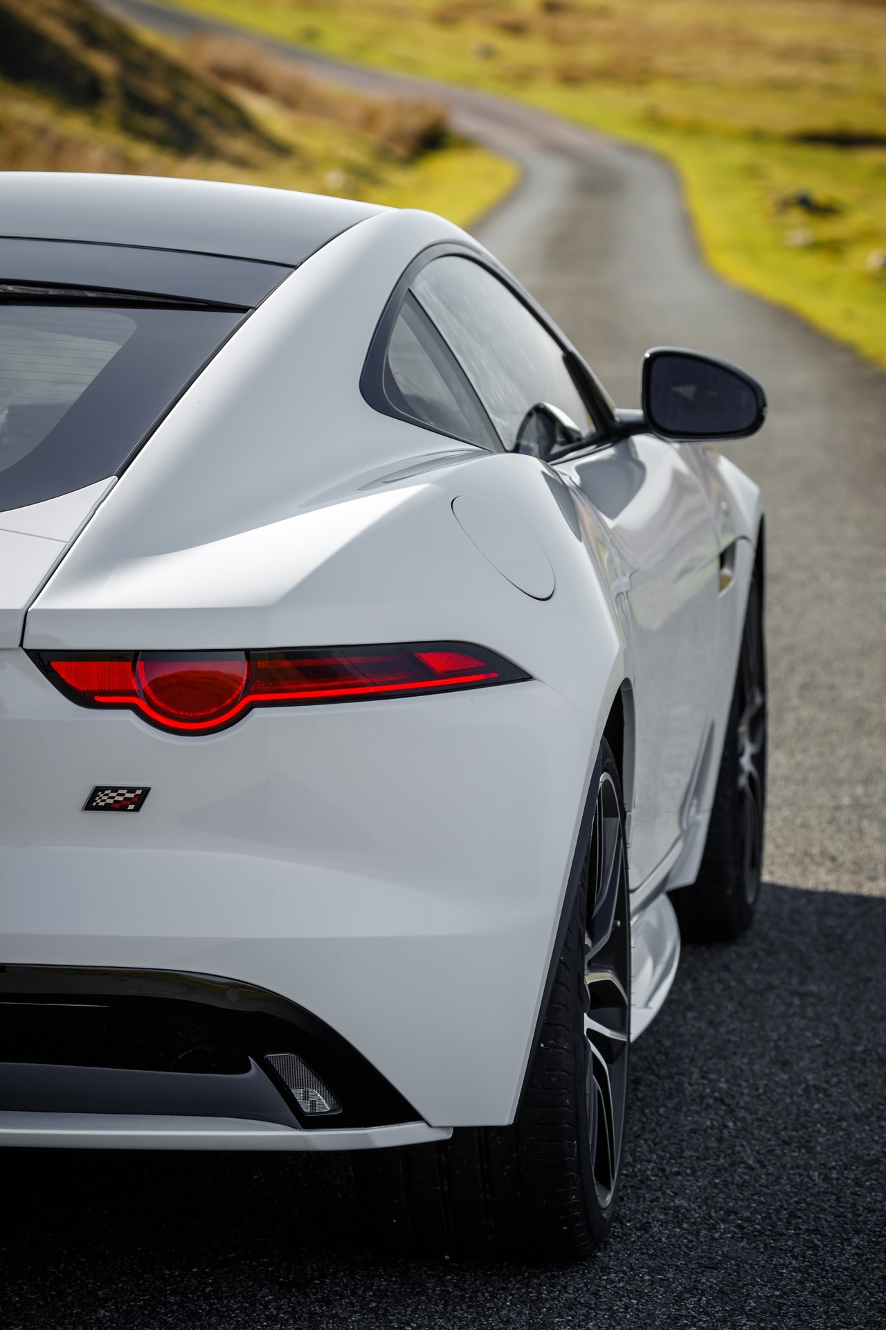 Jaguar F-Type Checkered Flag Limited Edition (12)
