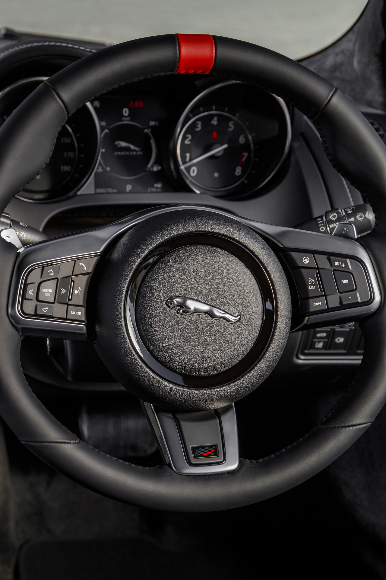Jaguar F-Type Checkered Flag Limited Edition (18)