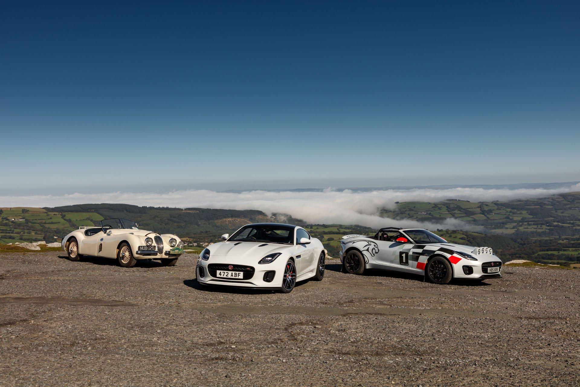 jaguar ftype rally autobloggr