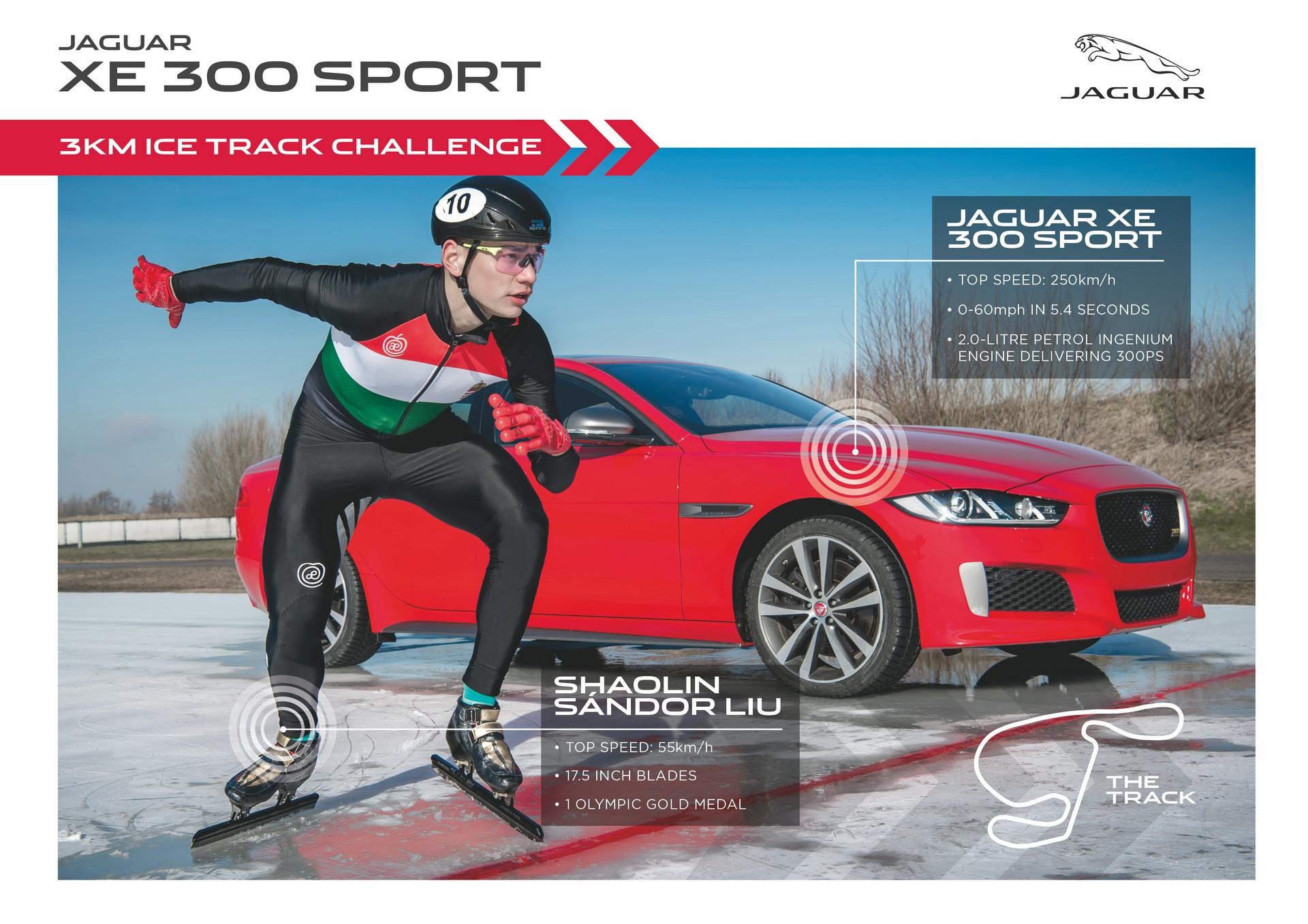Jaguar XE and XF 300 Sport 2019 (29)